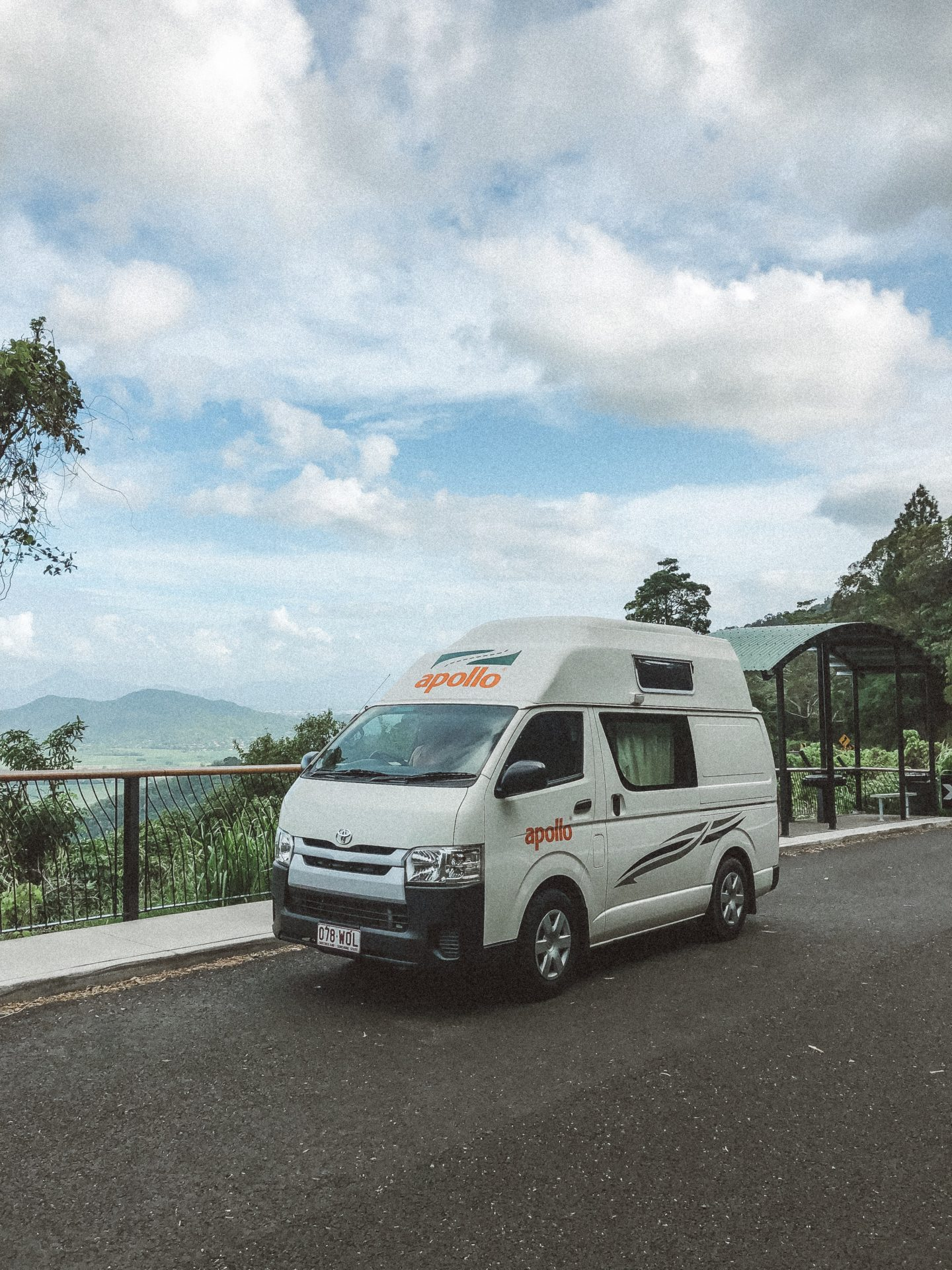 Location van Australie Apollo - Blondie baby blog mode et voyages