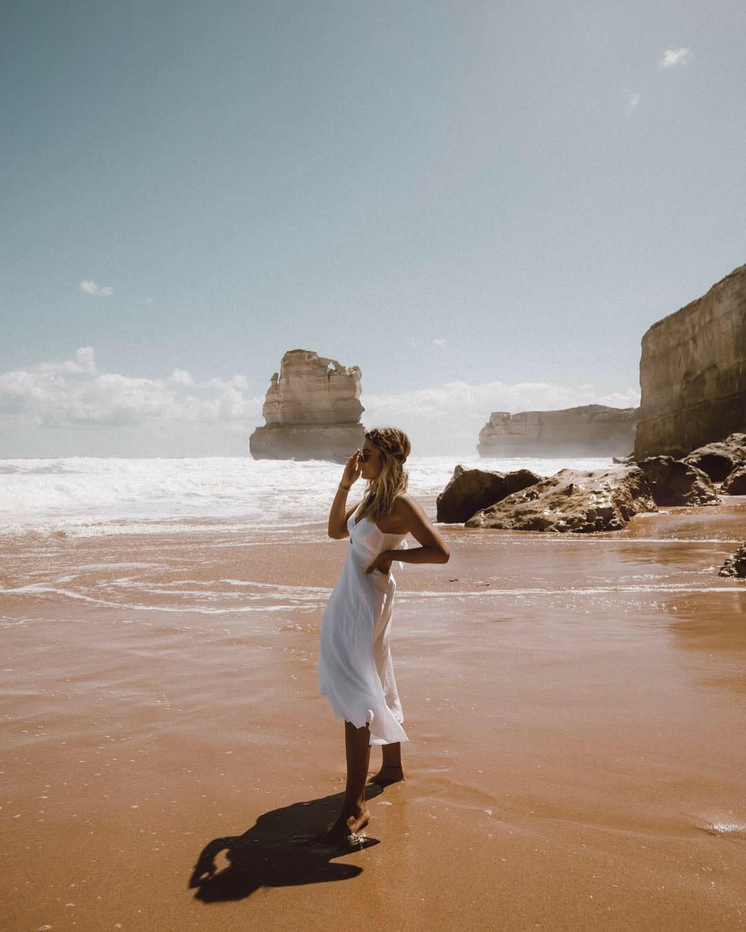 Gispon Steps Great Ocean Road - Blondie Baby blog mode et voyages