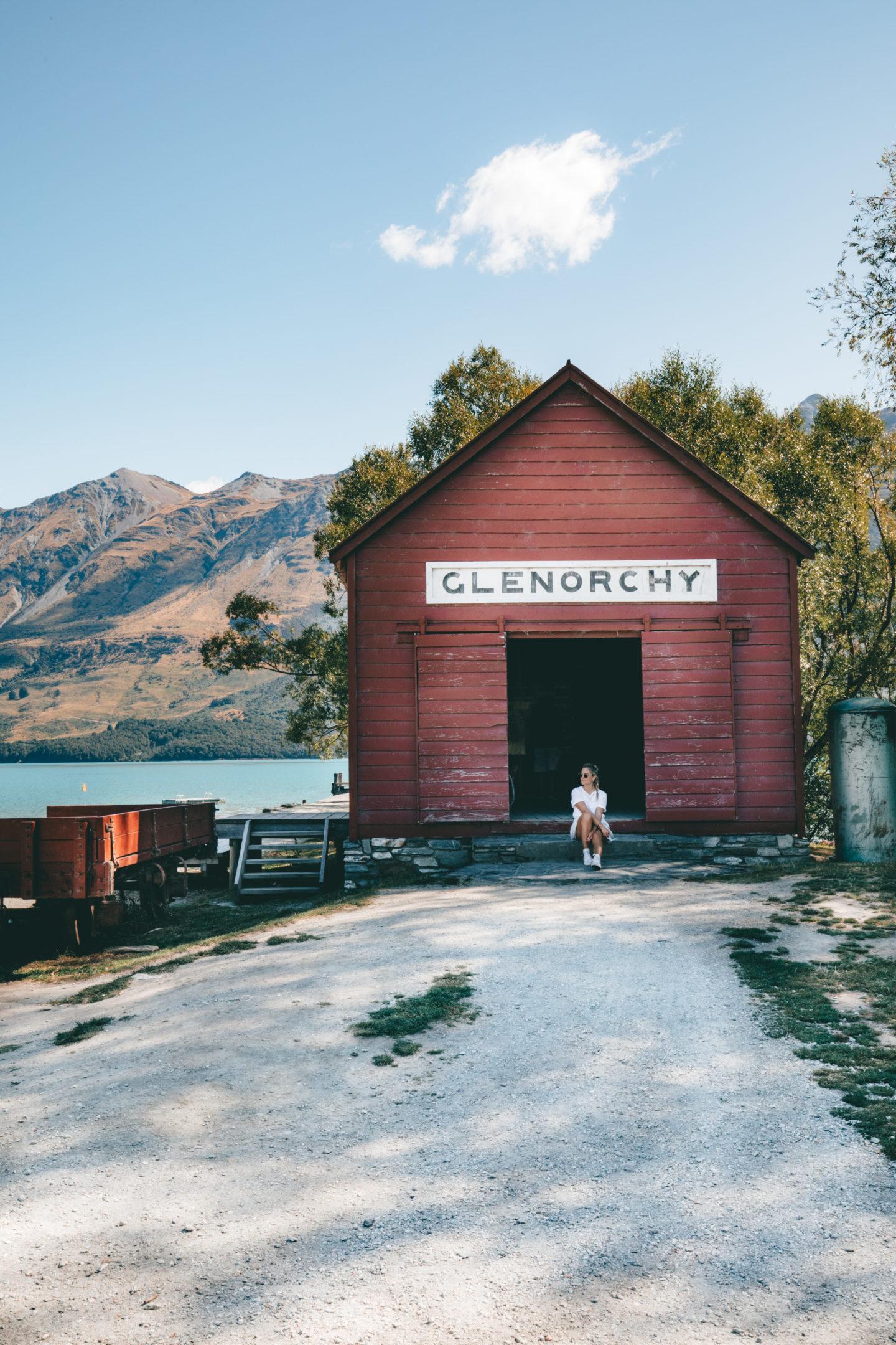 Glenorchy Nouvelle-Zélande - Blondie Baby blog voyages et mode