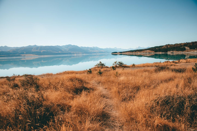Lac Tekapo Nouvelle-Zélande - Blondie Baby blog voyages et mode