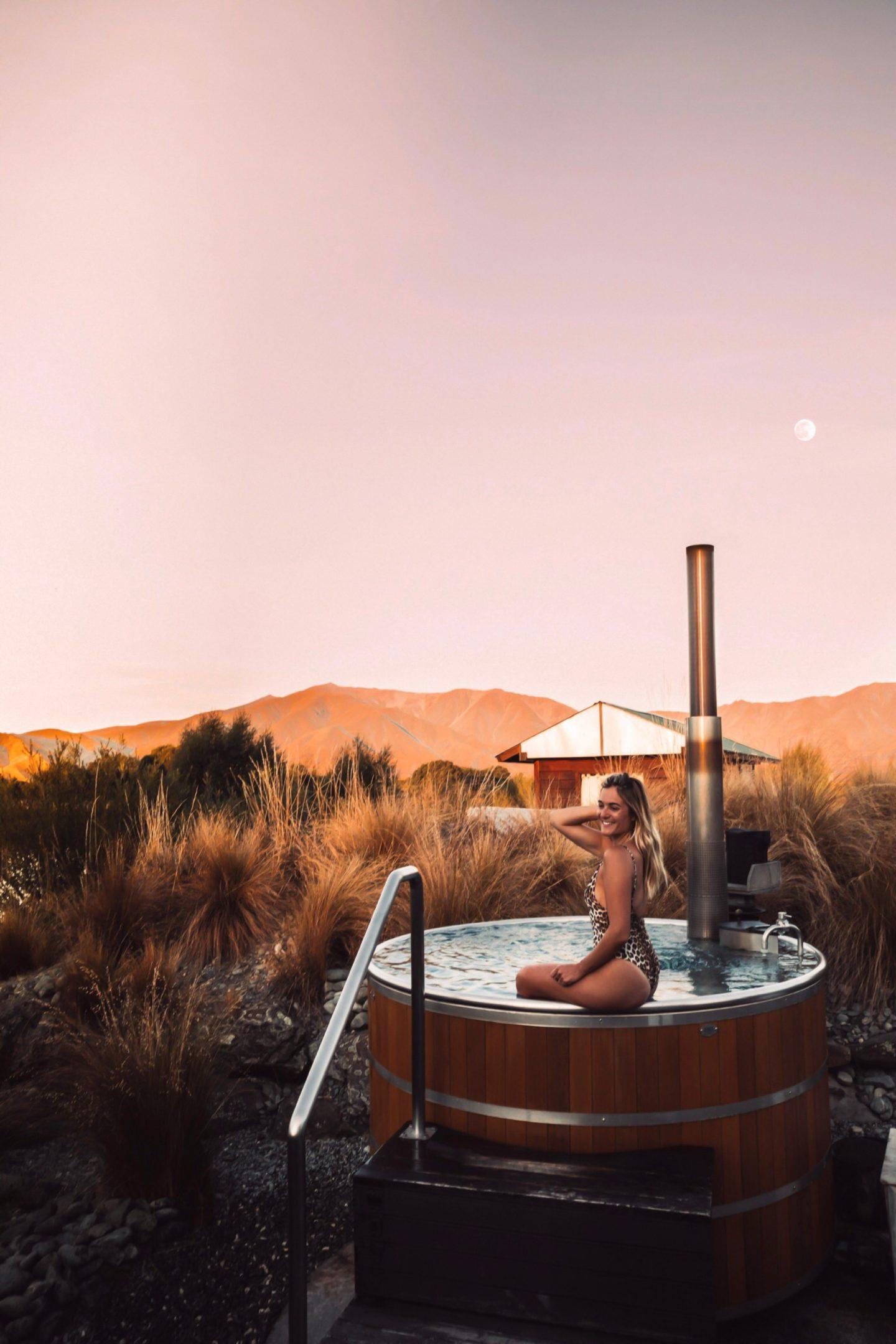 Omarama Hot Tub - Blondie Baby blog voyages et mode