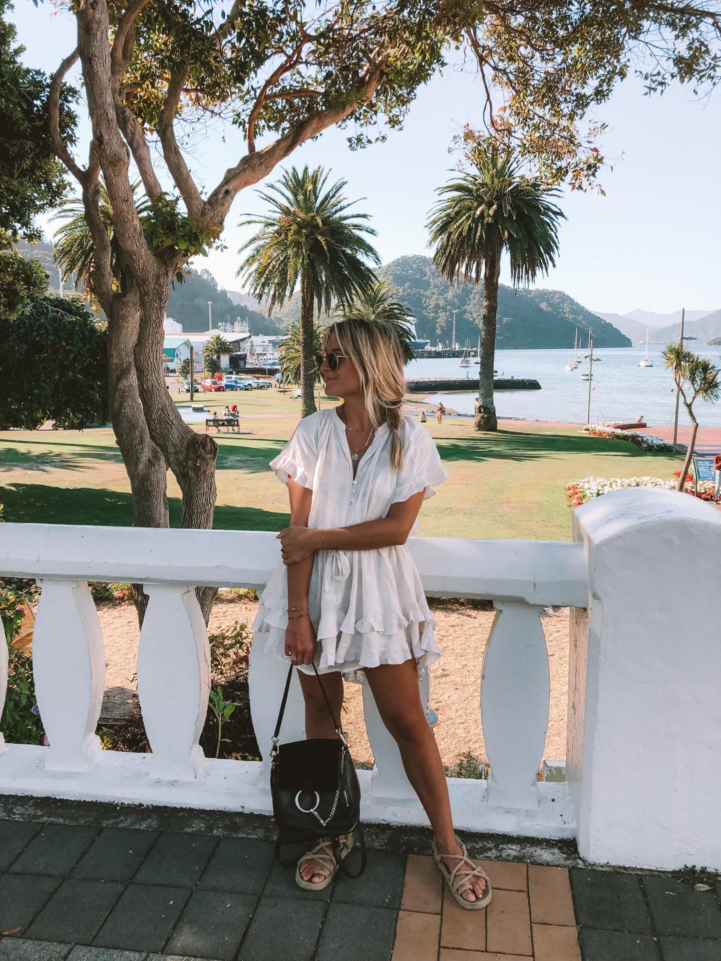 Picton Nouvelle-Zélande - Blondie Baby blog voyages et mode