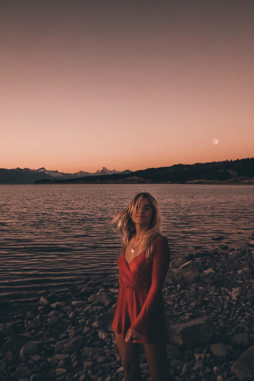 Free Campsite Nouvelle-Zélande - Blondie Baby blog voyages et mode