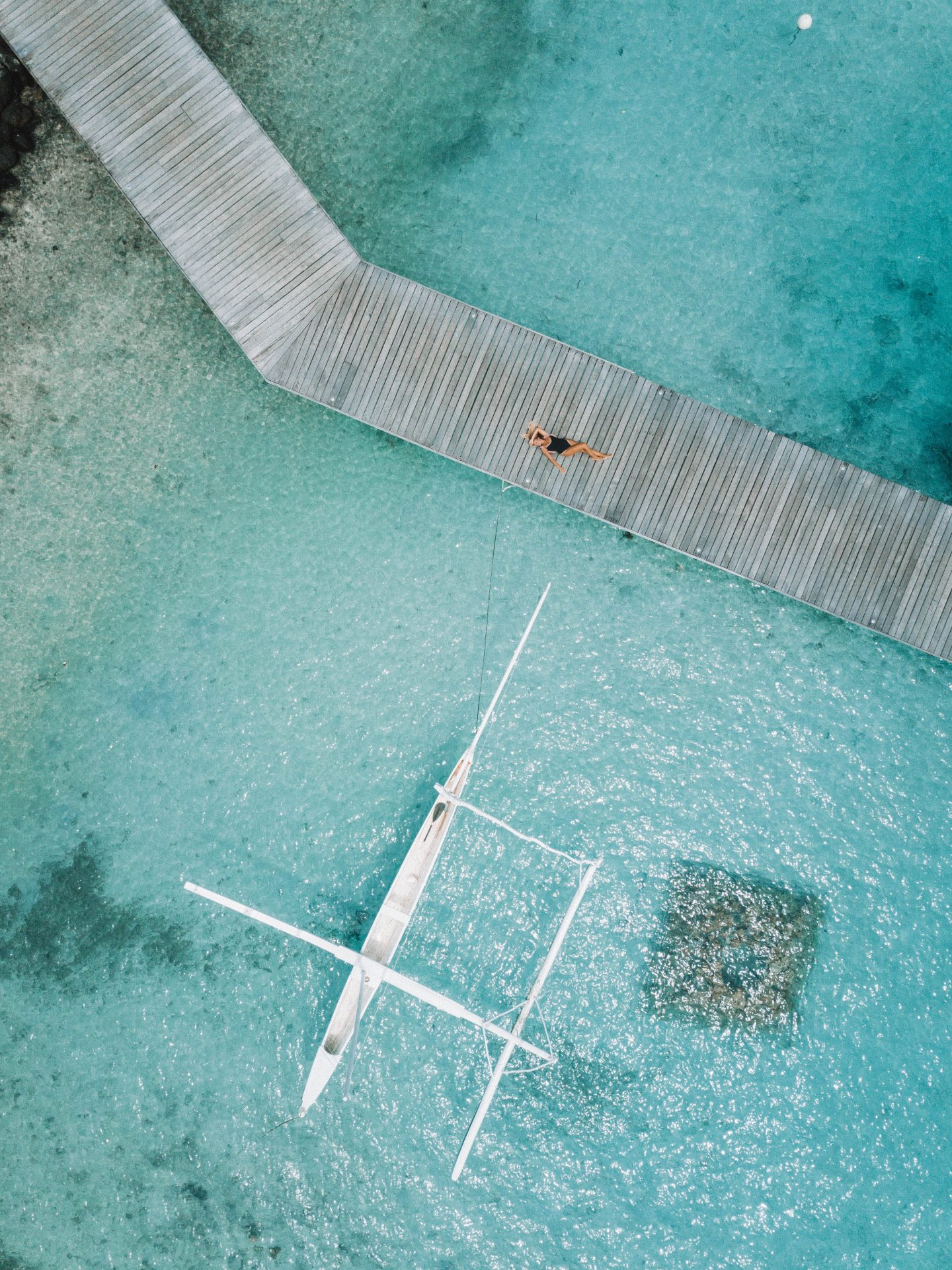 Hotel luxe Bora Bora - Blondie Baby blog voyages et mode