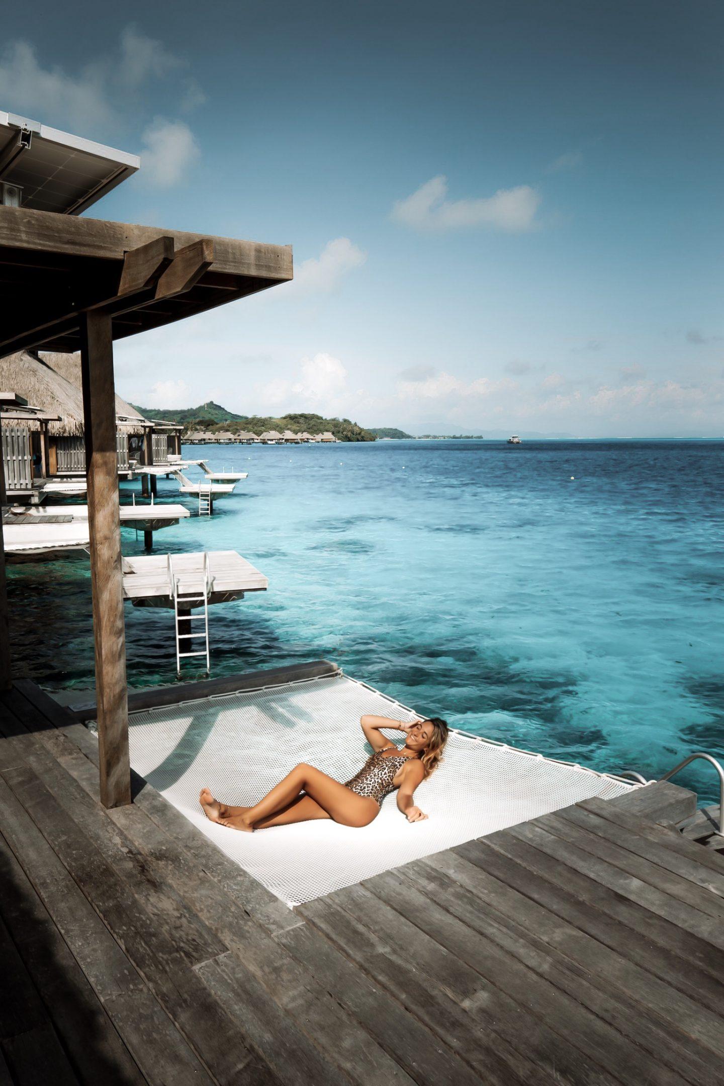 Hotel Conrad Bora Bora - Blondie Baby blog voyages et mode