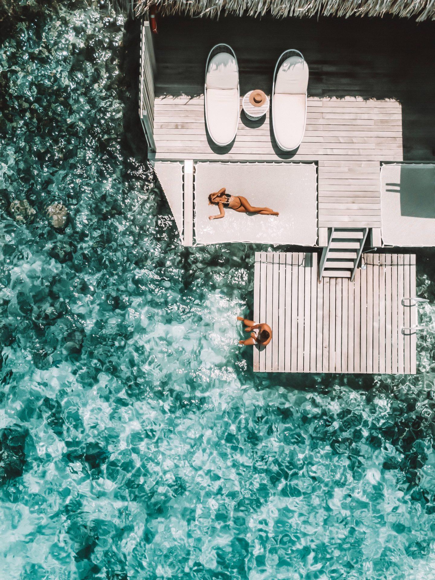 Bora Bora Tahiti - Blondie Baby blog voyages et mode