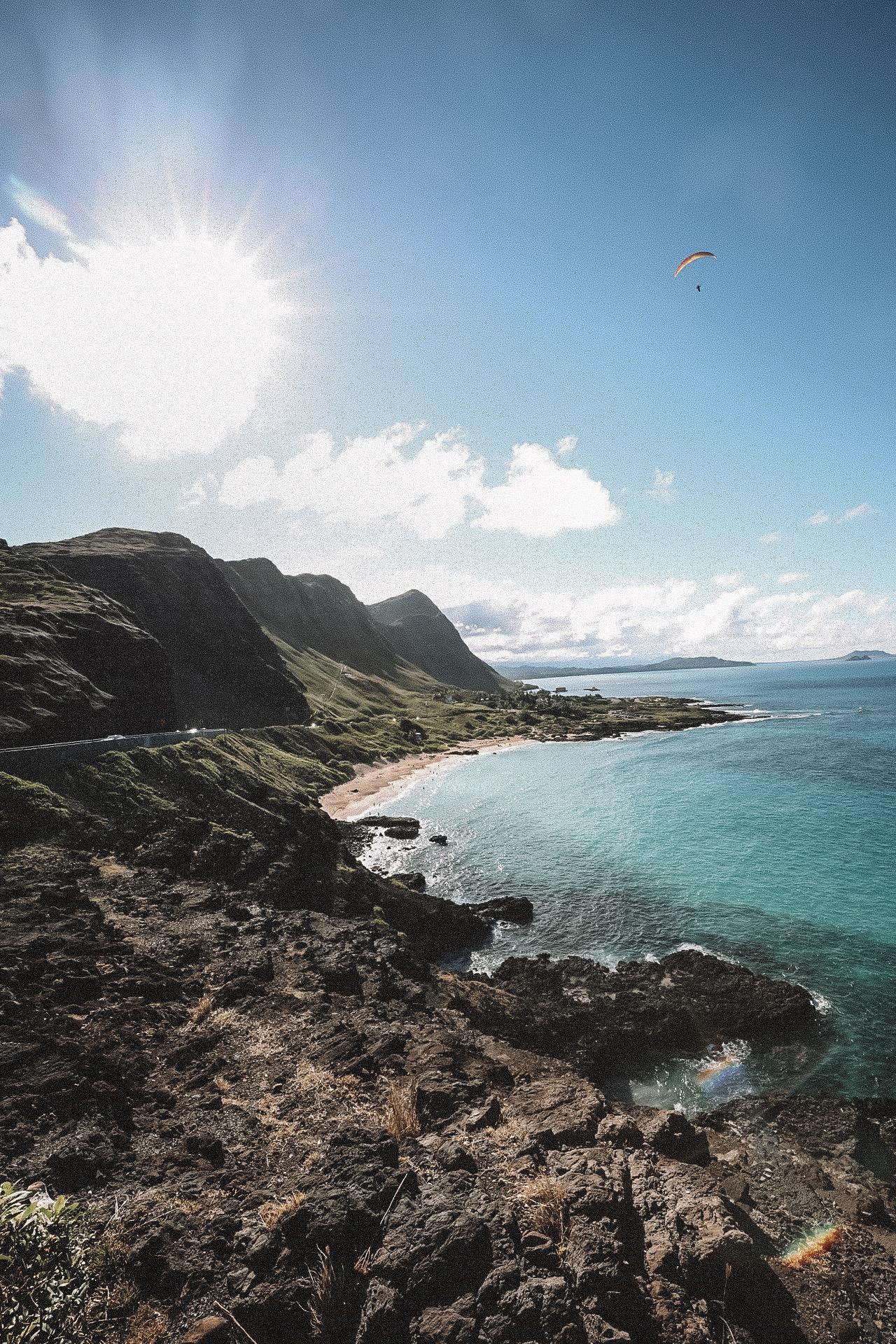 Makapu'u Oahu - Blondie Baby blog mode et voyages
