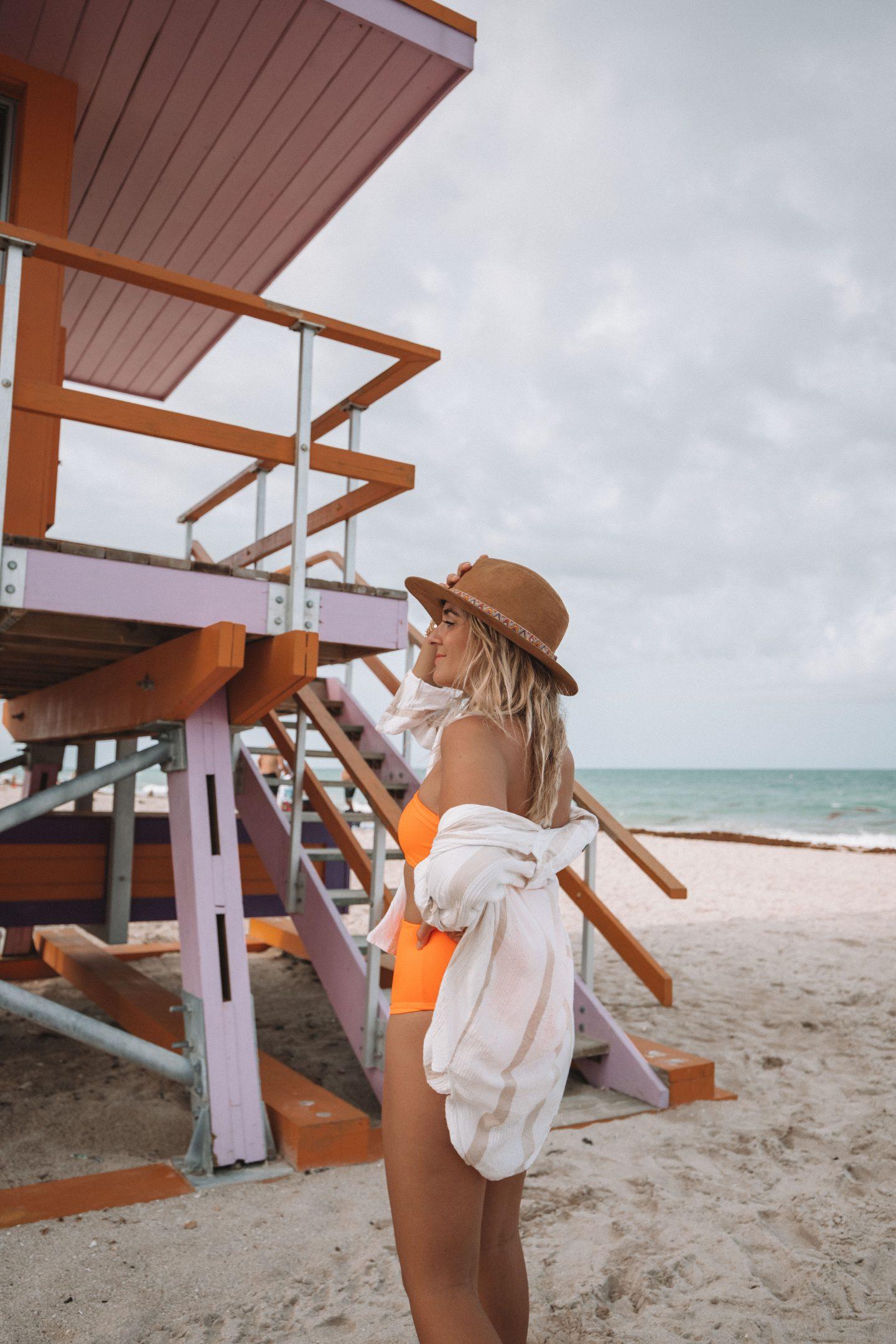 Miami Beach - Blondie Baby blog mode et voyages