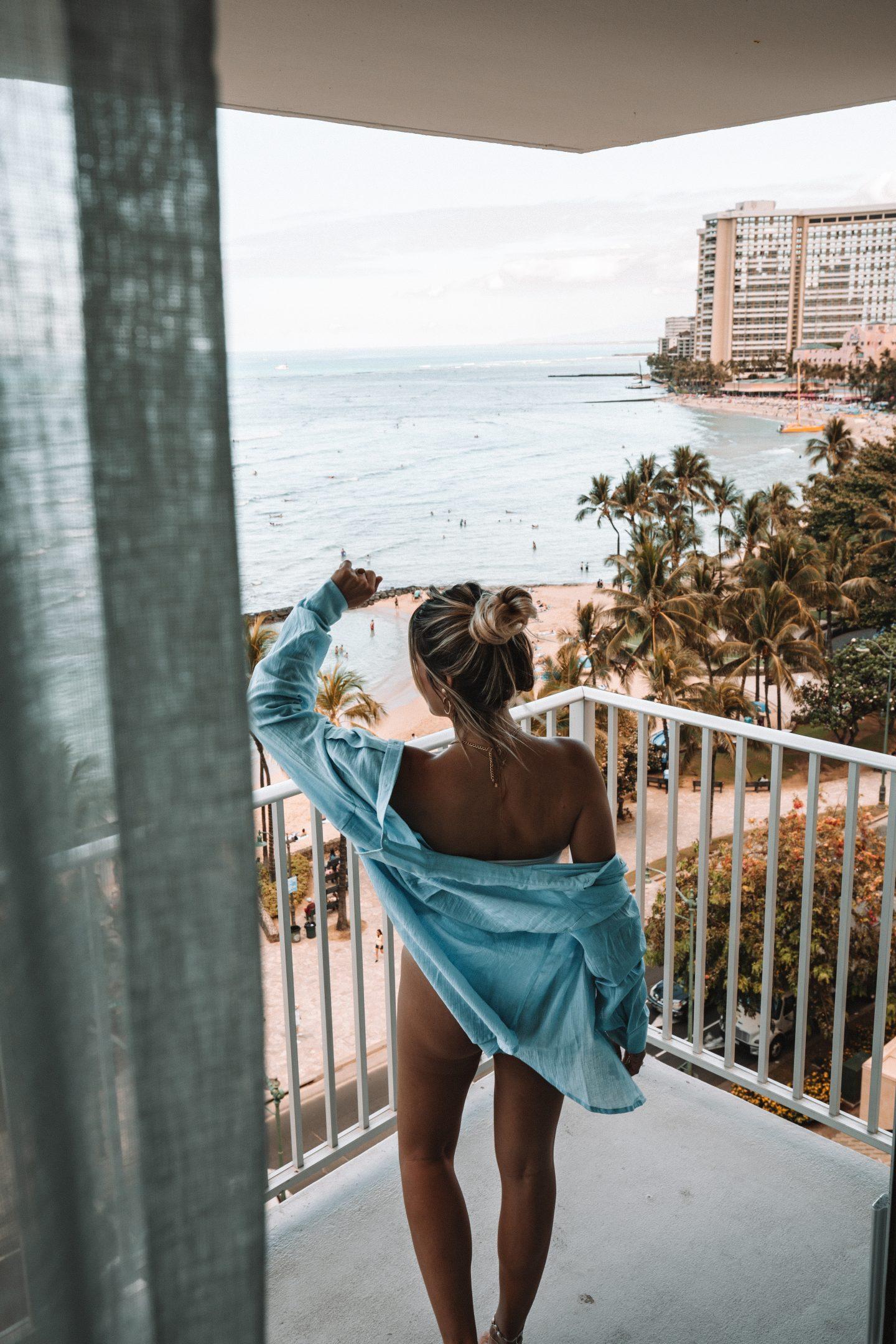 Alohilani Resort - Blondie Baby blog mode et voyages