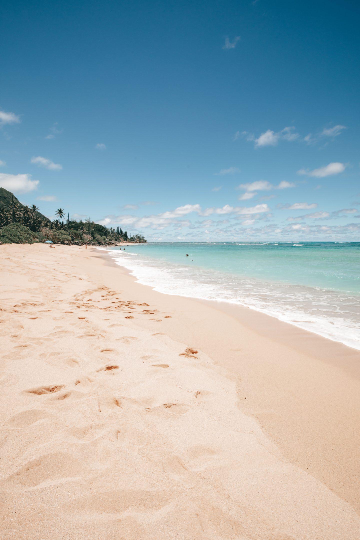 Waimanalo Beach - Blondie Baby blog mode et voyages