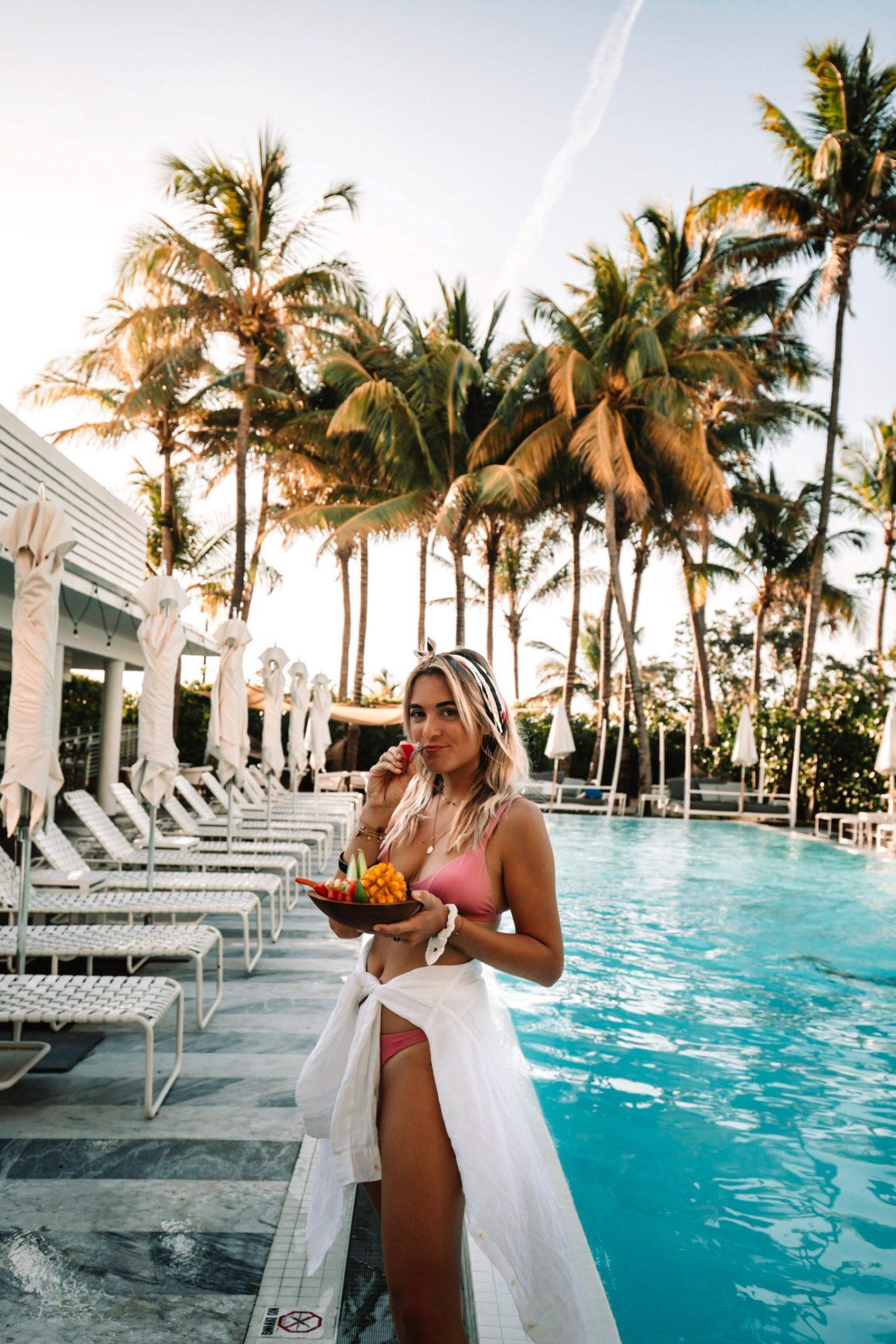 COMO hotel Miami Beach - Blondie Baby blog mode et voyages