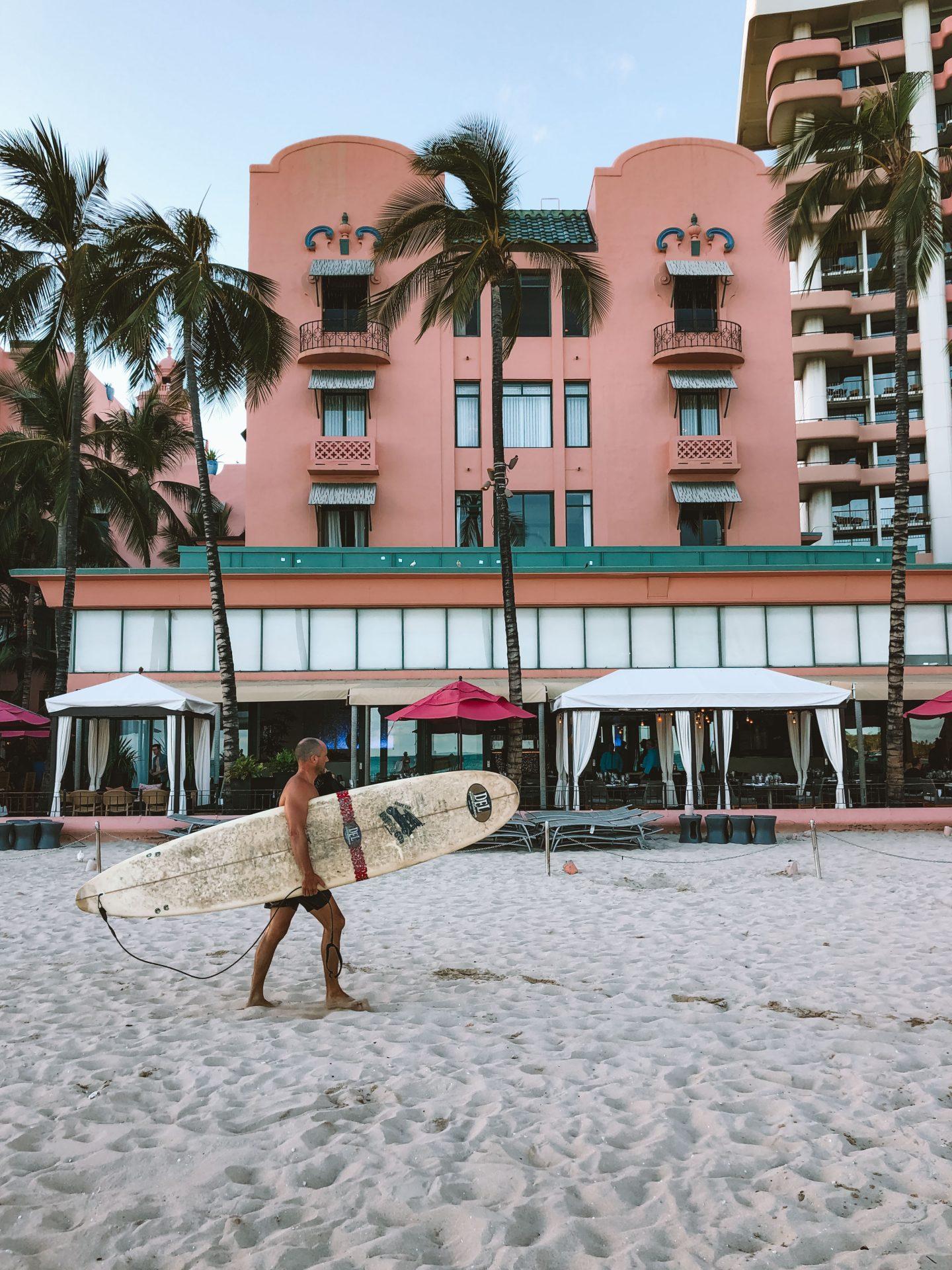 Waikiki Beach - Blondie Baby blog mode et voyages