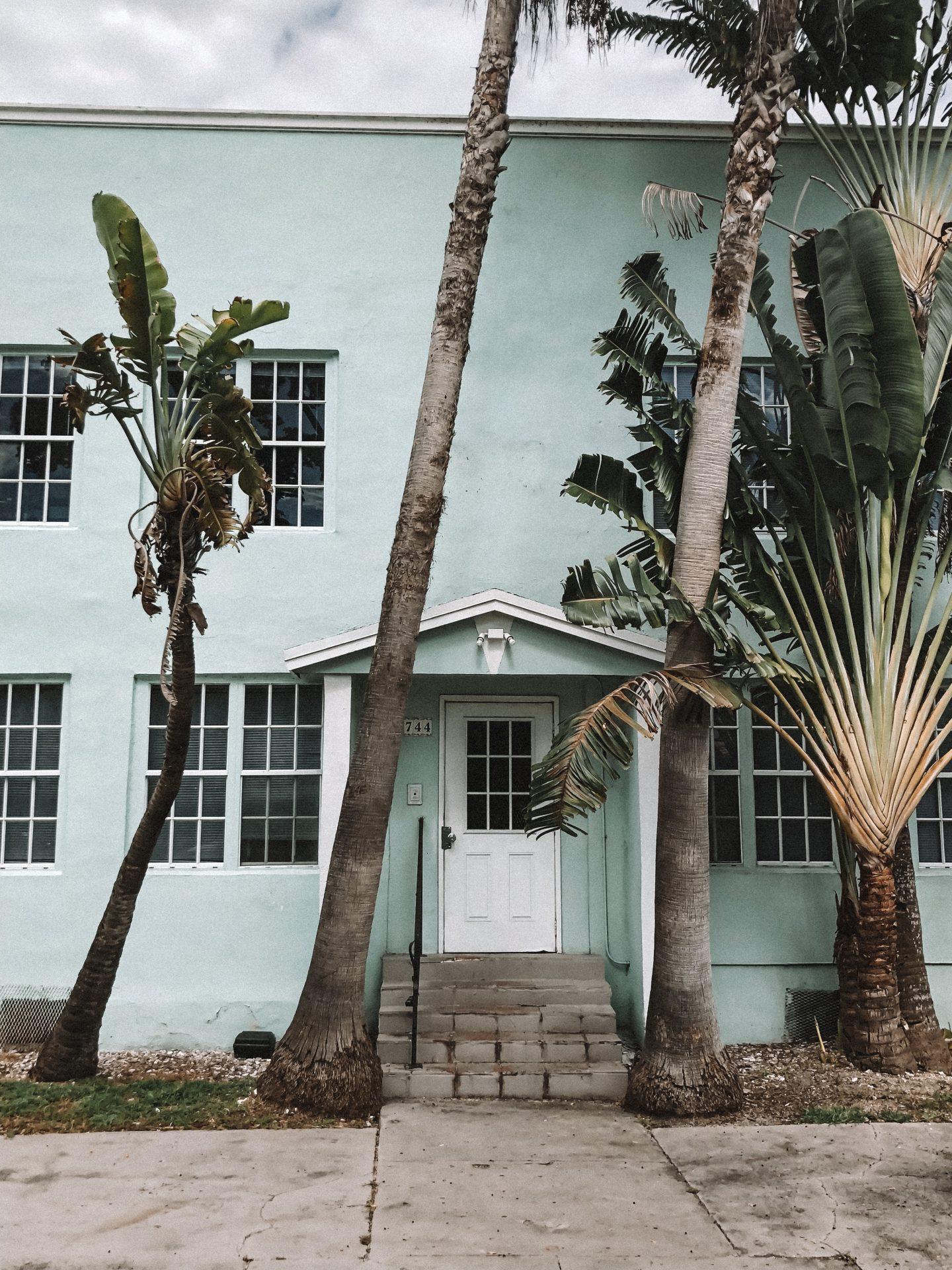 Ocean Drive - Blondie Baby blog mode et voyages