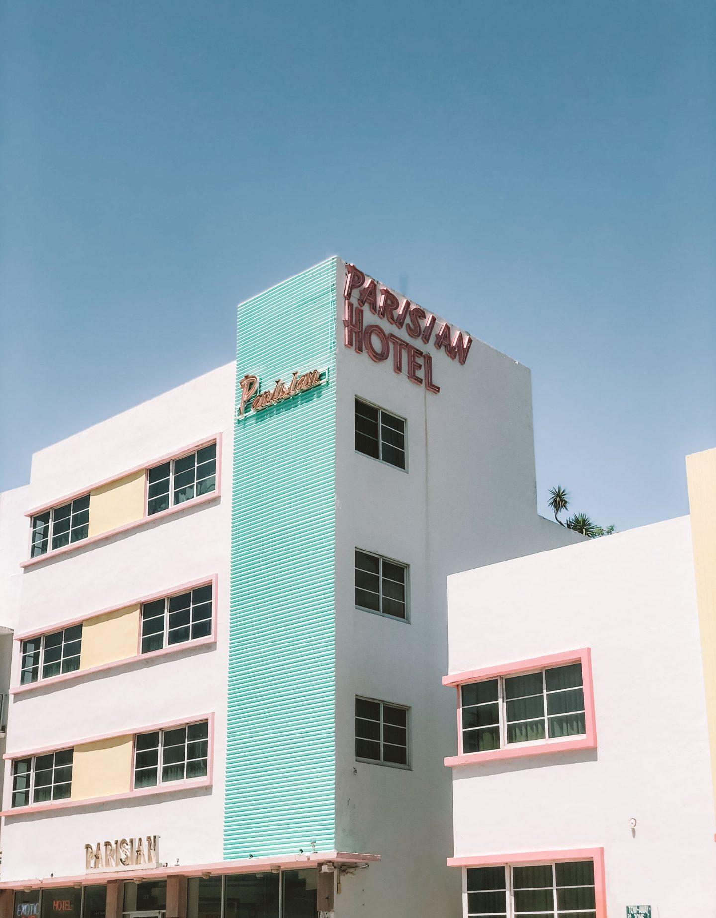 Art Deco Miami - Blondie Baby blog mode et voyages