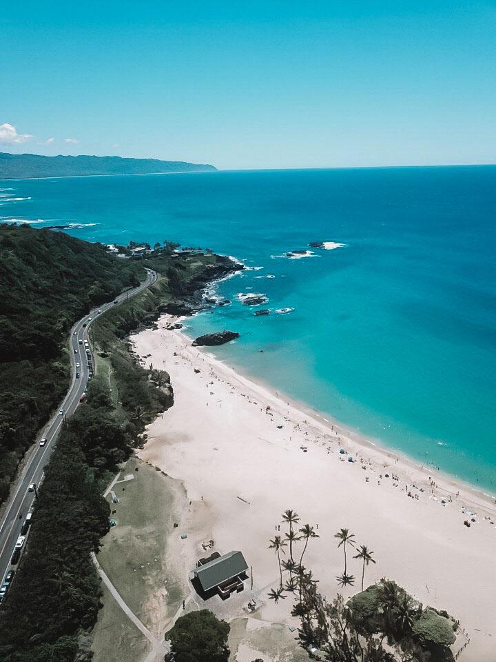 Waimea Bay Oahu - Blondie Baby blog mode et voyages