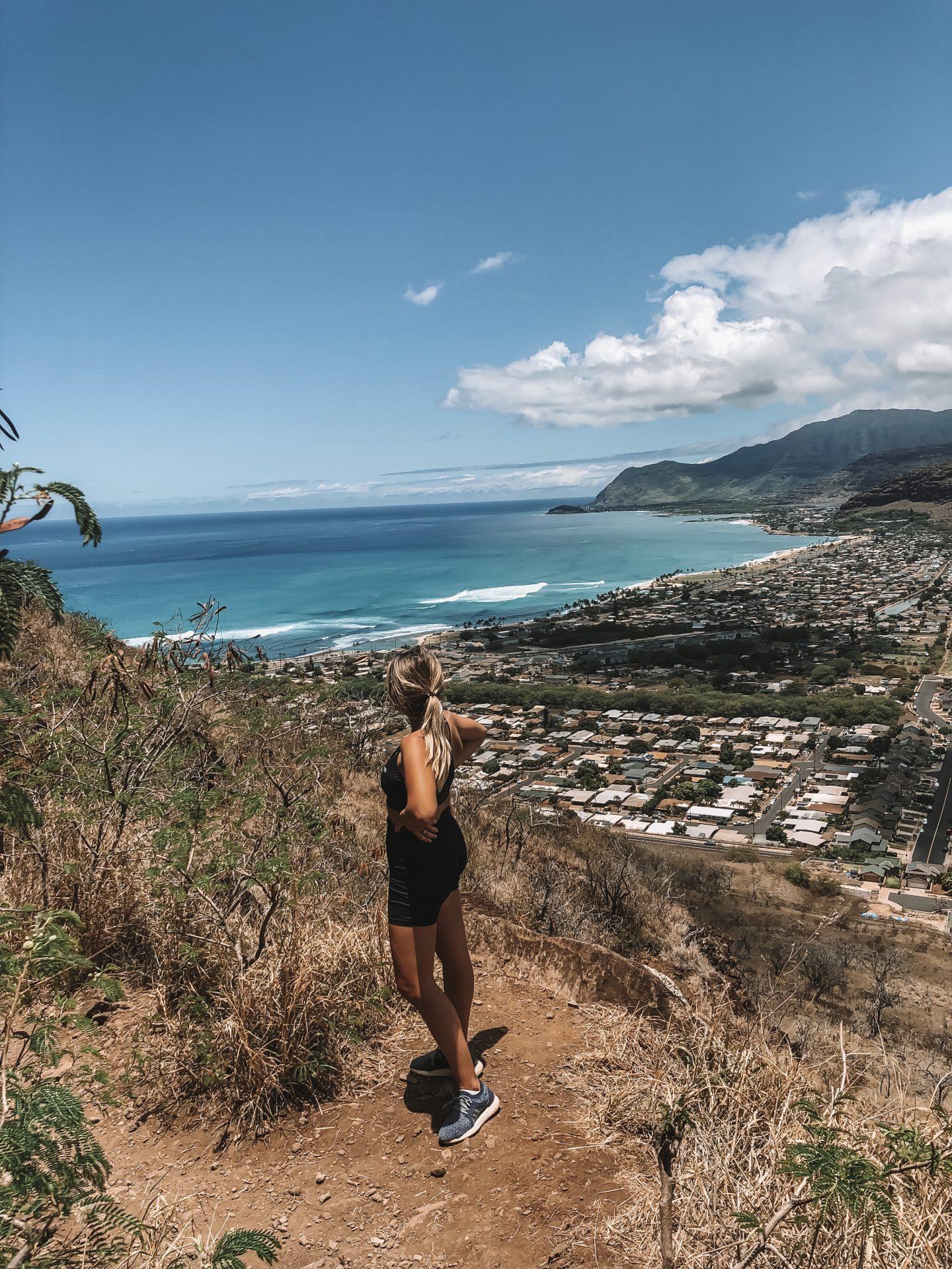 Trail Oahu - Blondie Baby blog mode et voyages