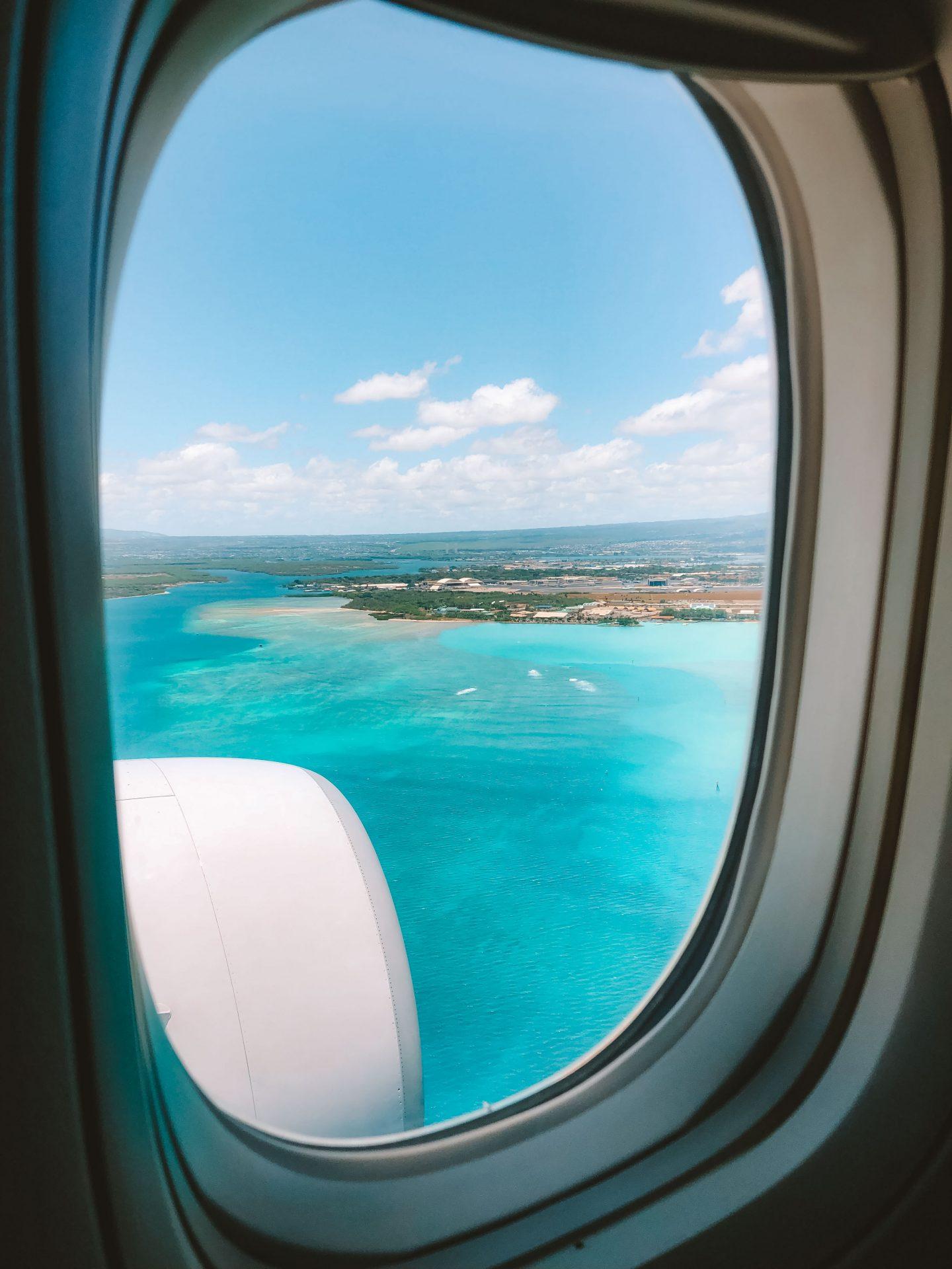 Hawaiian Airlines - Blondie Baby blog mode et voyages
