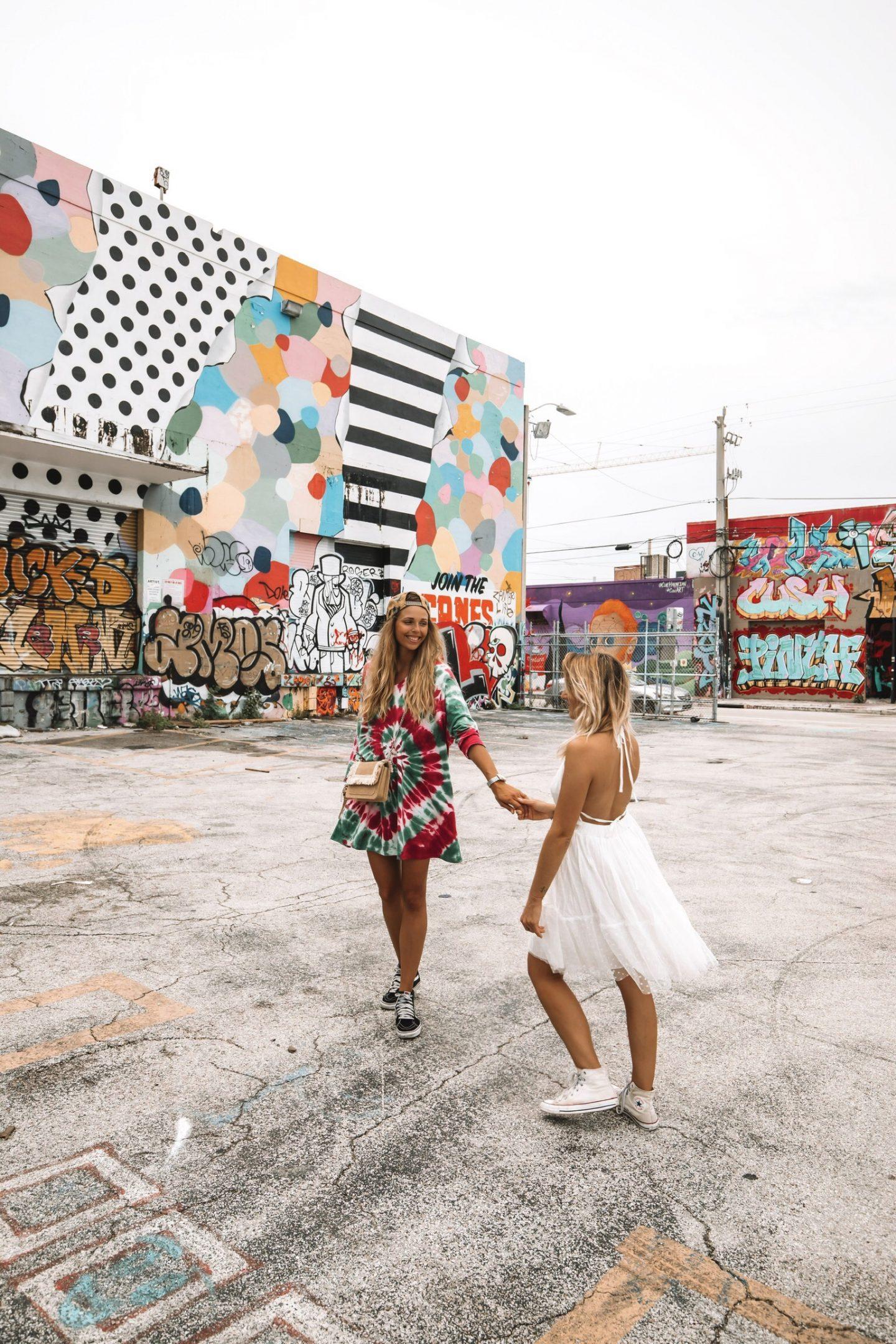 Visiter Wynwood - Blondie Baby blog mode et voyages