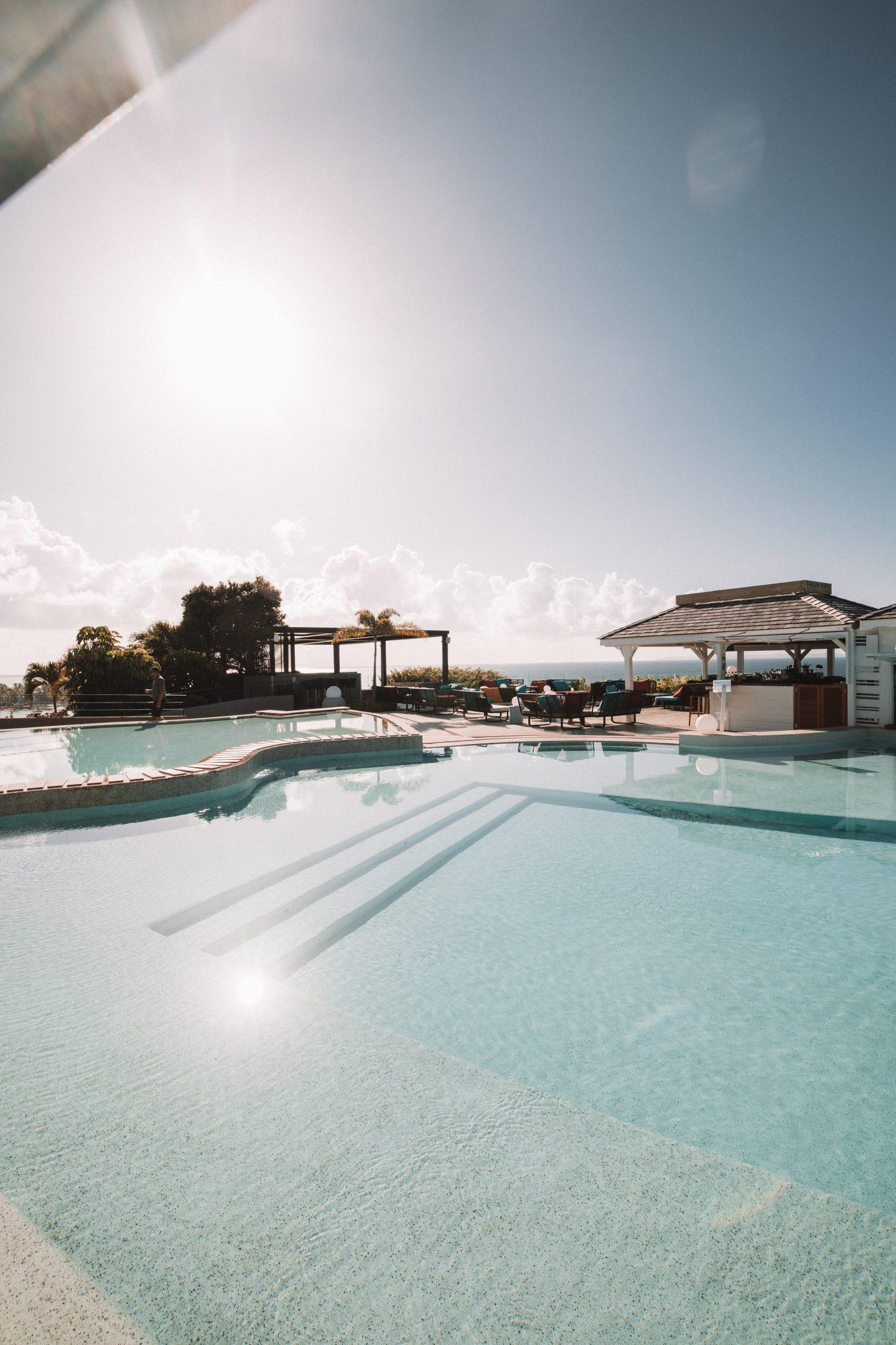 Hôtel de luxe Guadeloupe - Blondie Baby blog voyage et mode