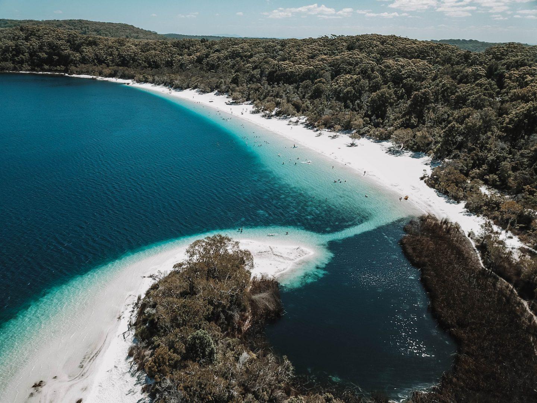 Lake McKenzie Fraser Island - Blondie baby blog voyage et mode