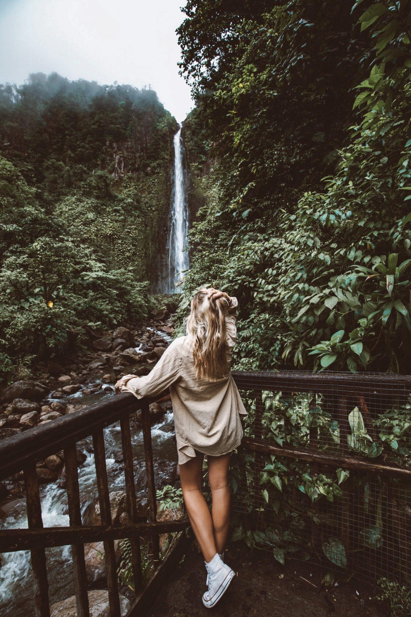 Randonnée Guadeloupe - Blondie Baby blog voyage et mode