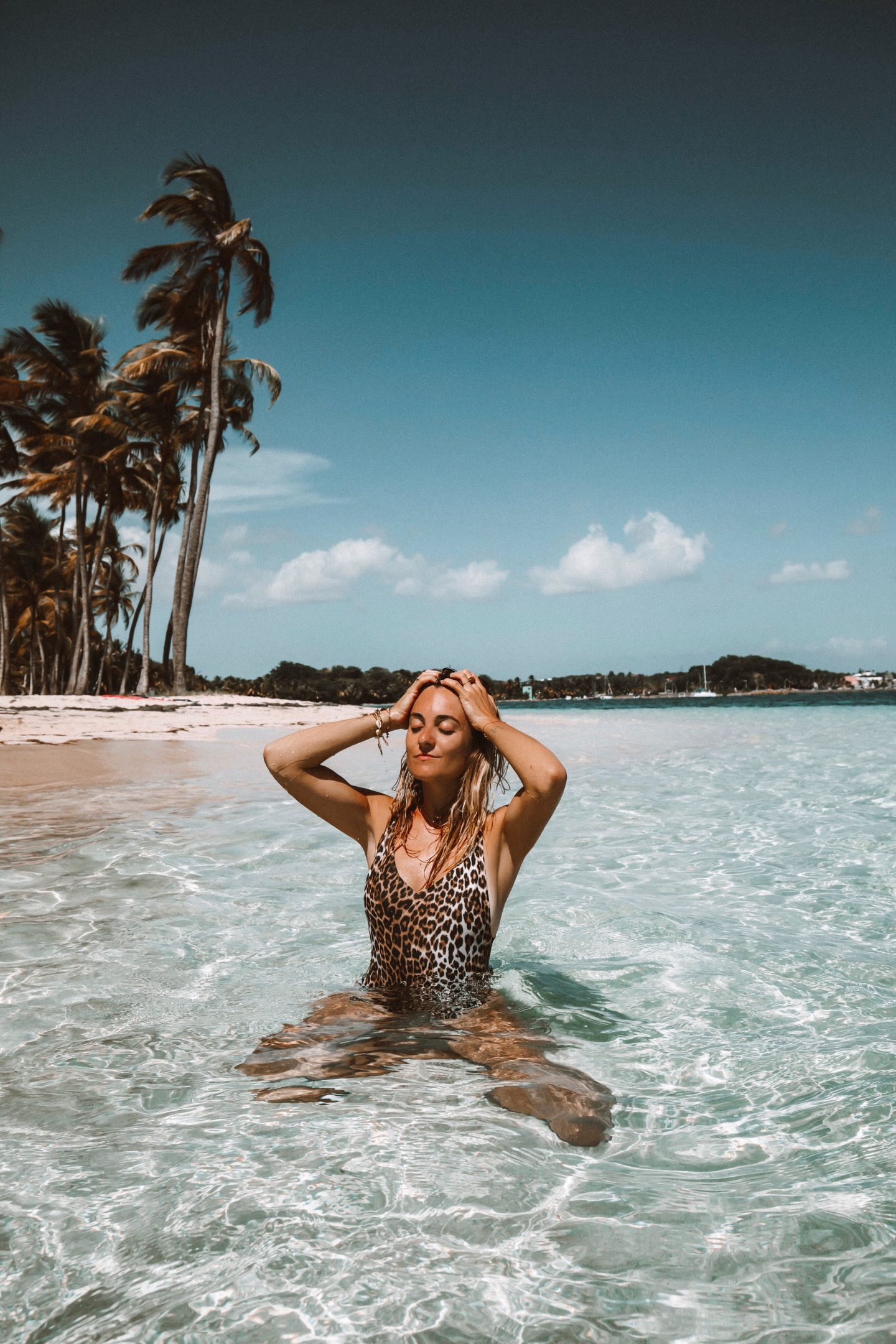 Belles plages Guadeloupe - Blondie Baby blog voyage et mode