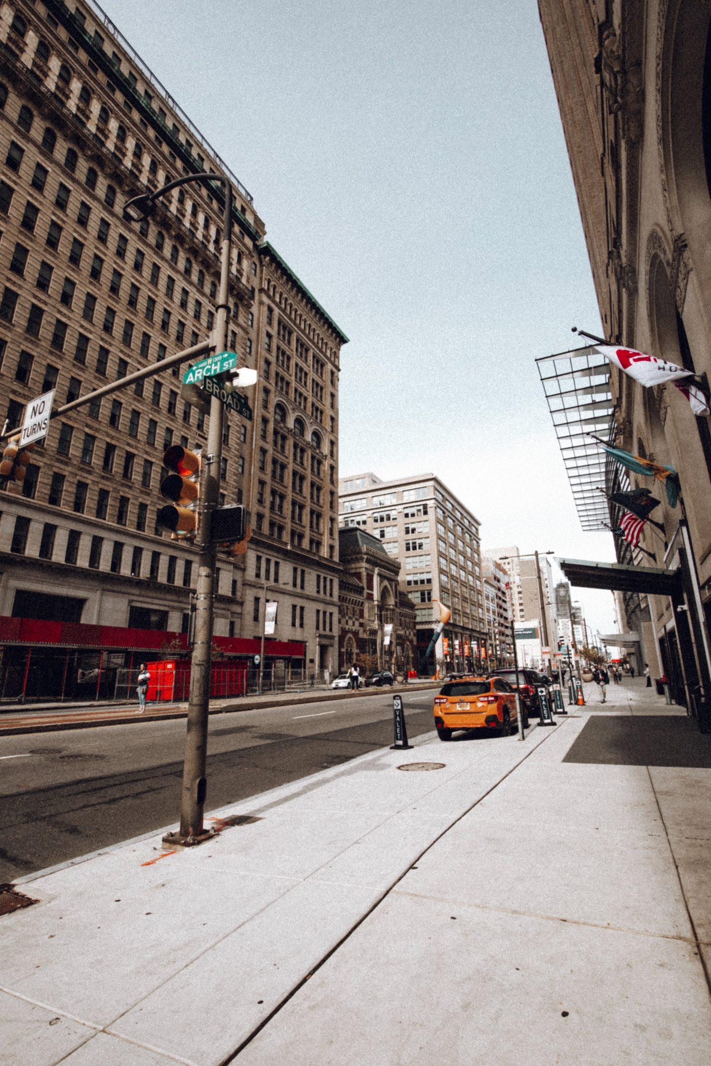 Que faire à Philadelphie - Blondie Baby blog voyages et mode