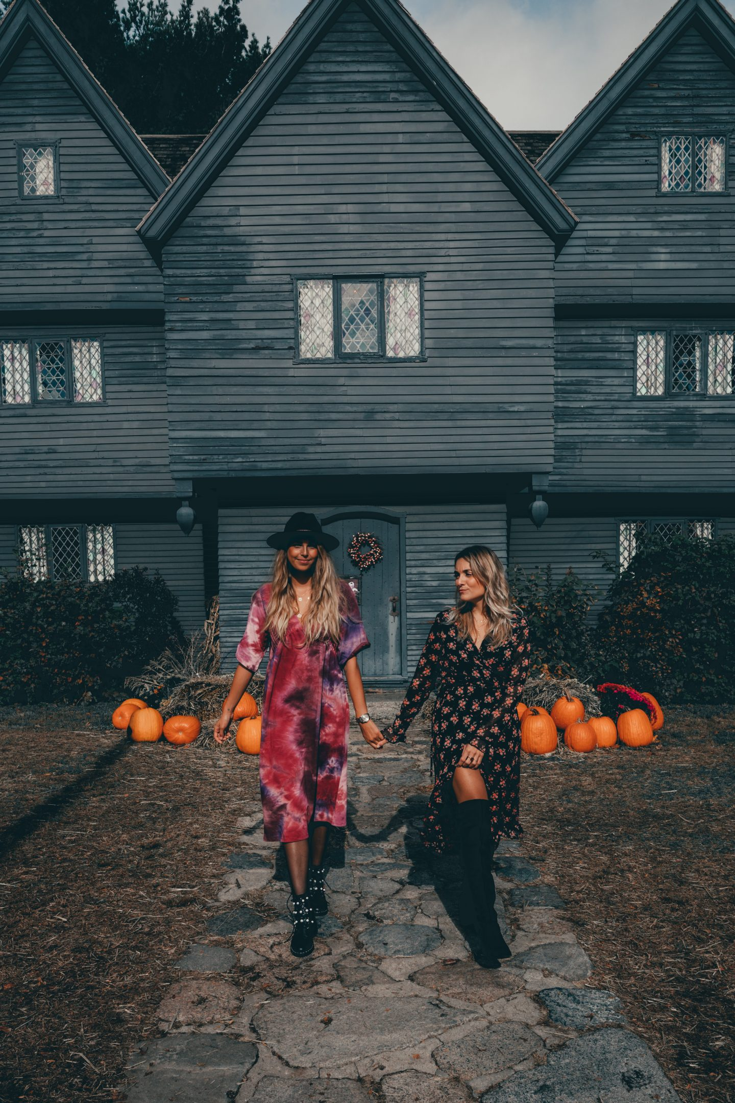 The Witch House Salem - Blondie Baby blog voyages et mode