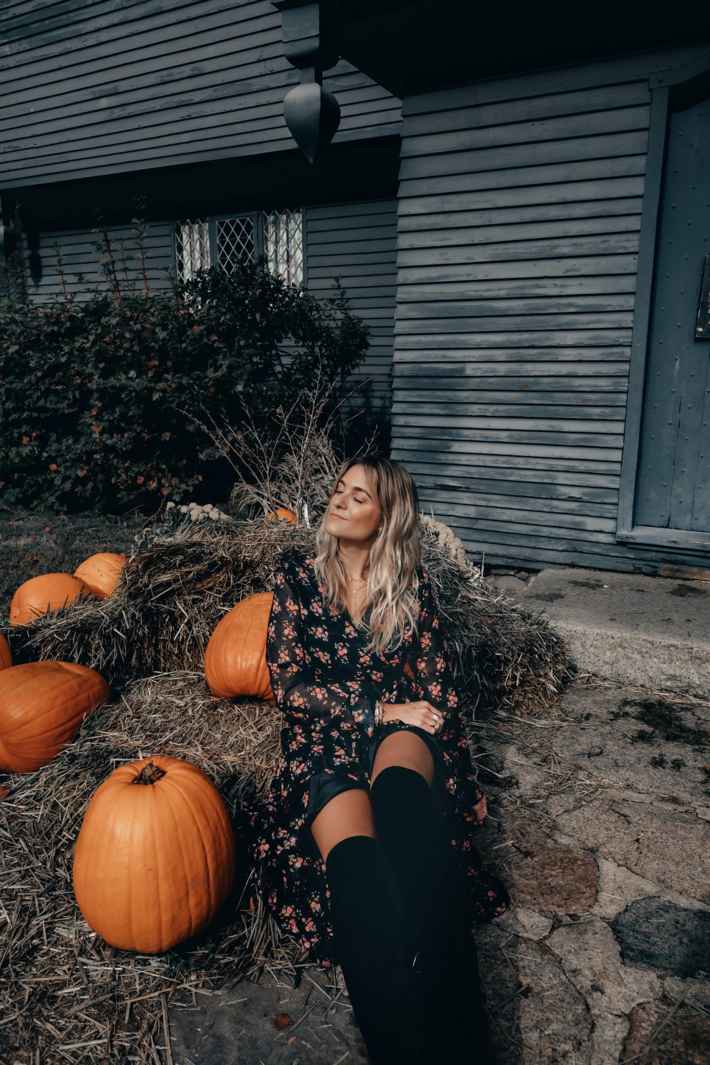 Visiter Salem - Blondie Baby blog voyages et mode