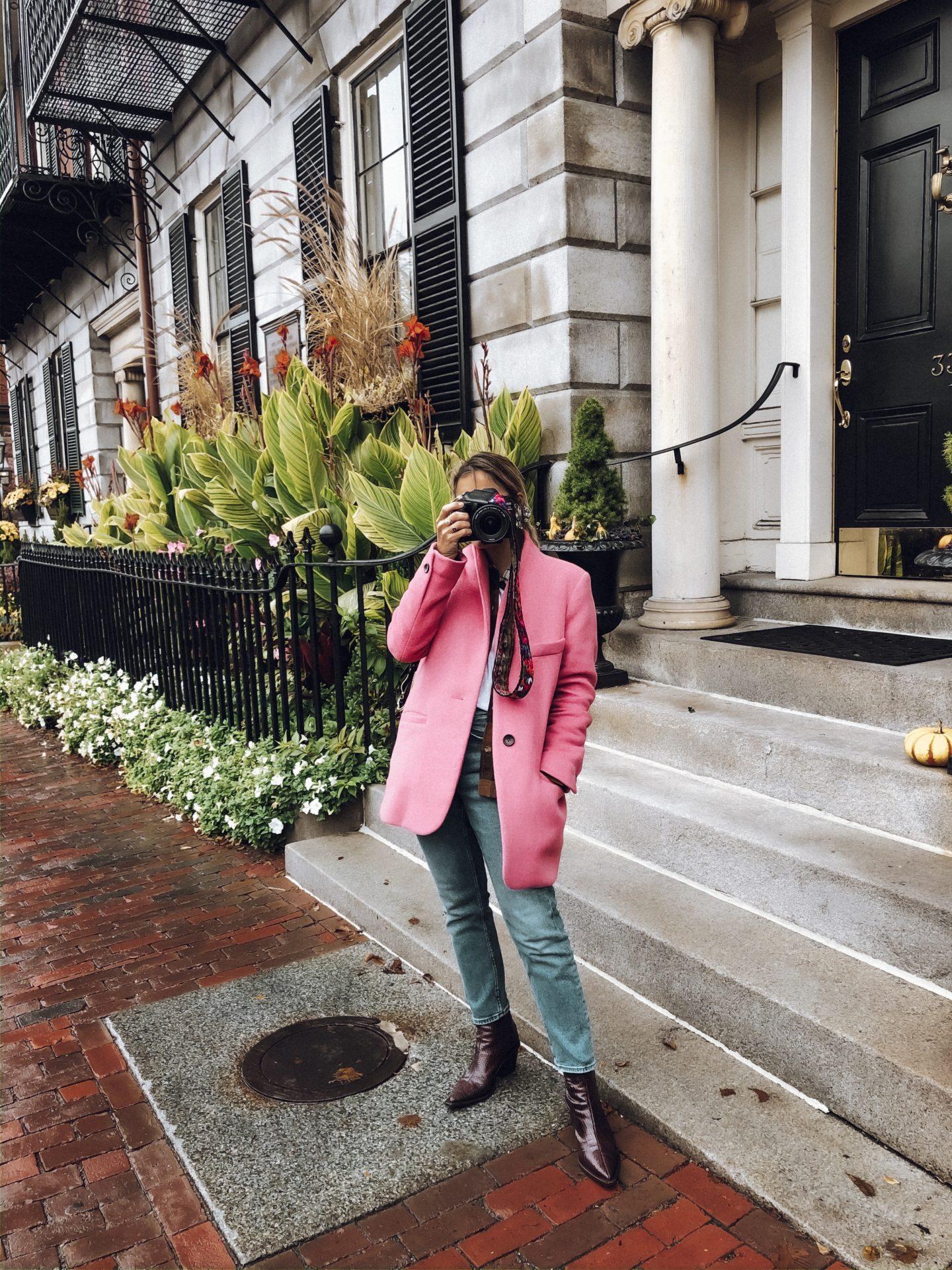 Visiter Boston - Blondie Baby blog voyages et mode