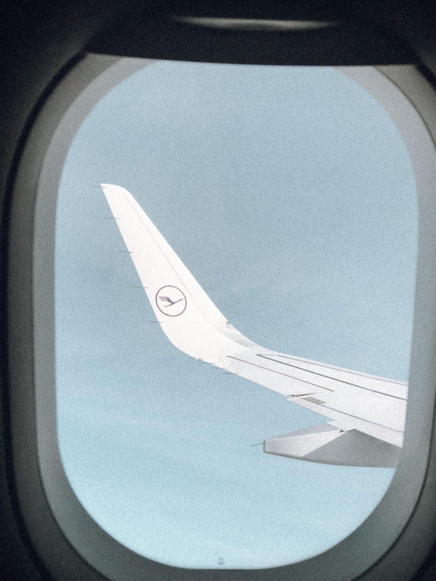 Lufthansa - Blondie Baby blog voyages et mode
