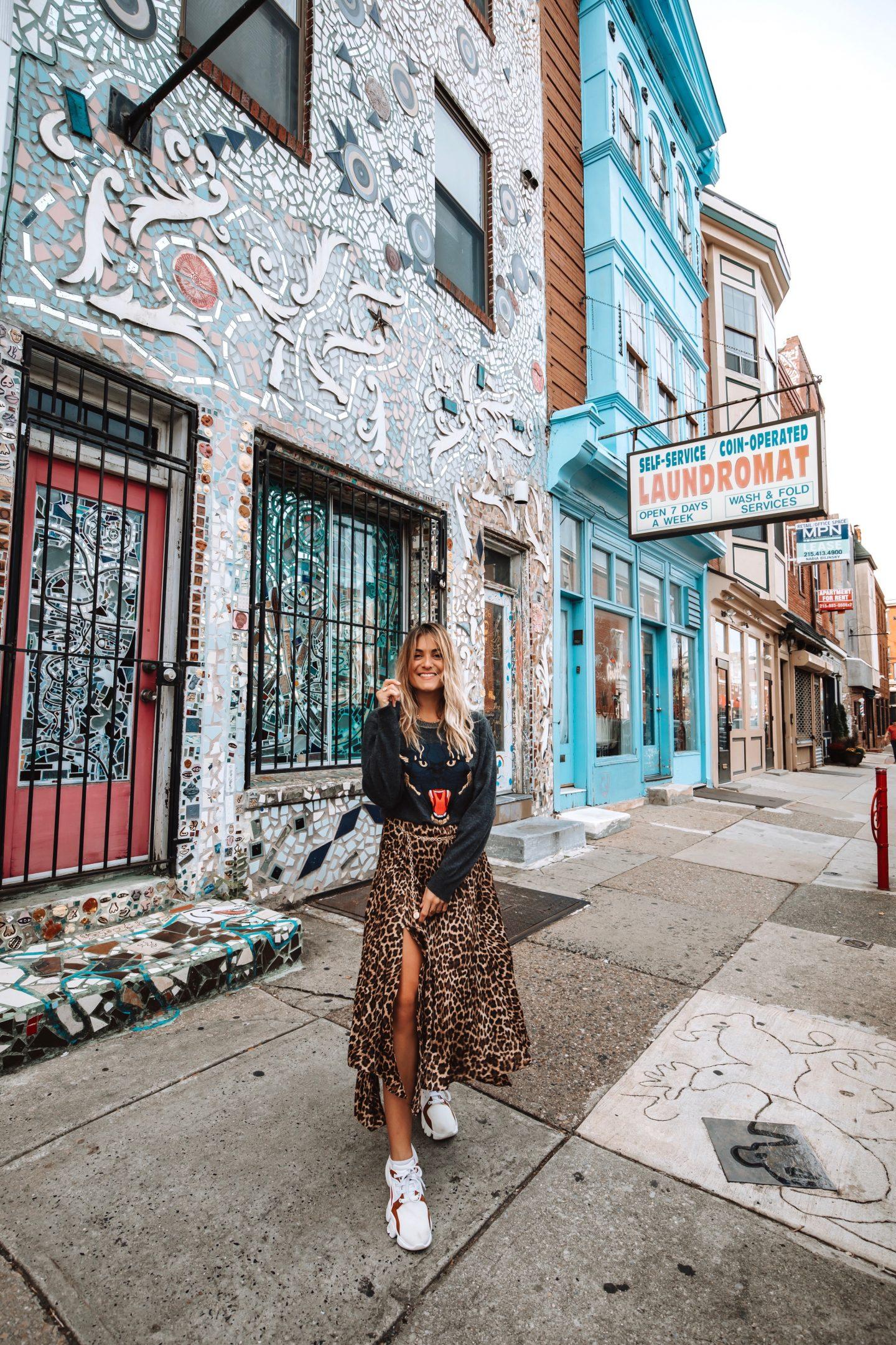 Visiter Philadelphie USA - Blondie Baby blog voyages et mode