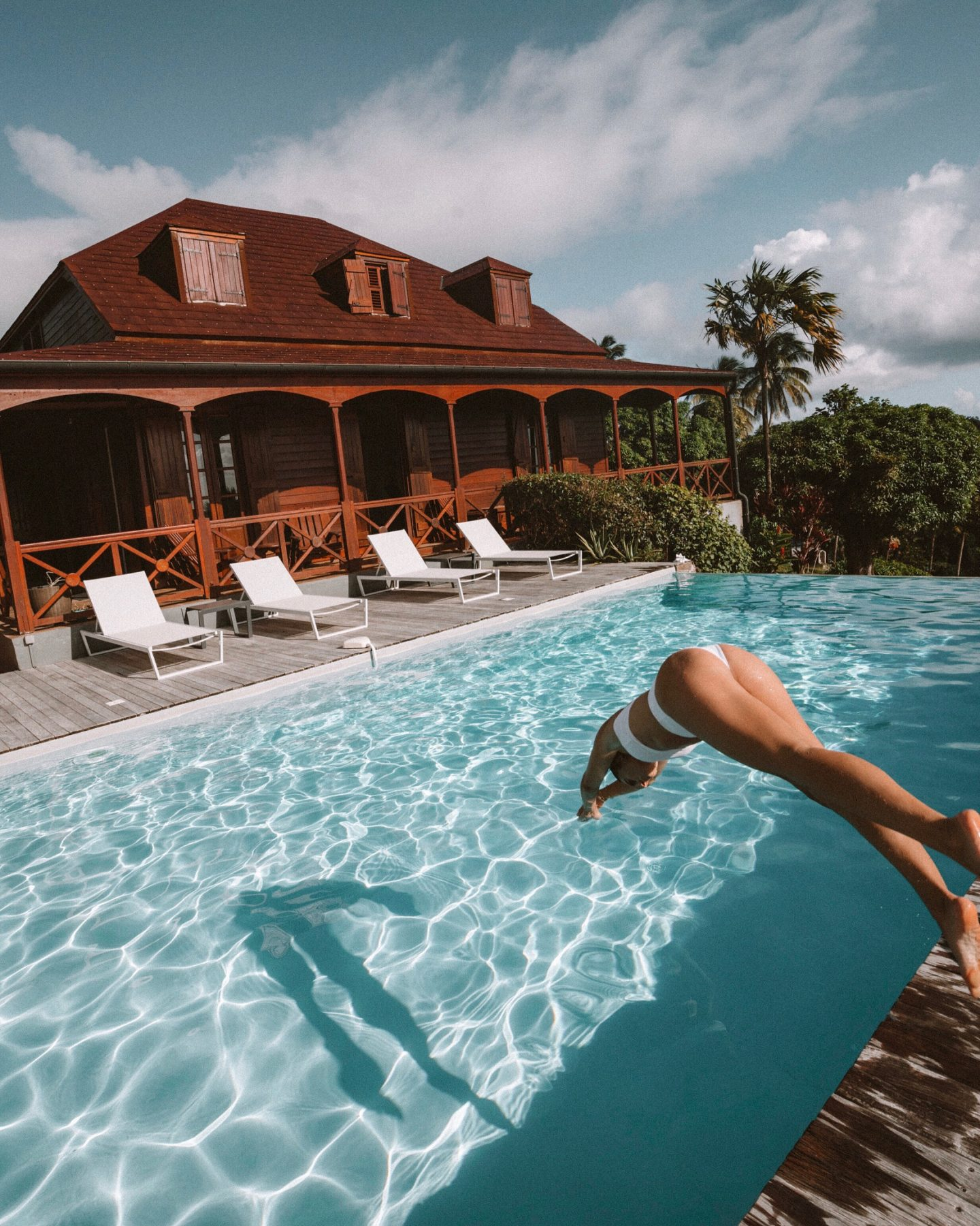 Jardin Malanga Guadeloupe - Blondie Baby blog voyages