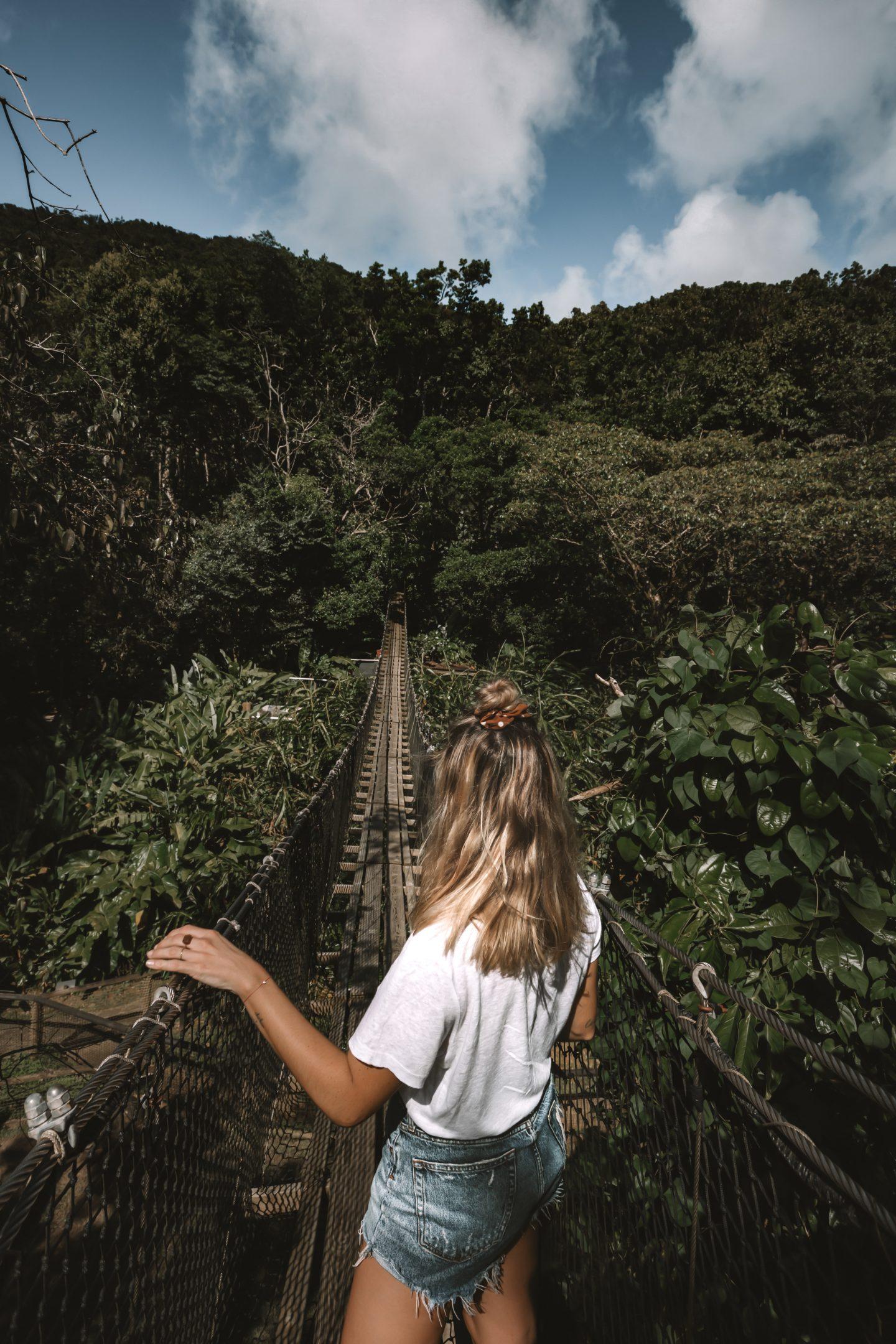 Parc des Mamelles Guadeloupe - Blondie Baby blog voyages
