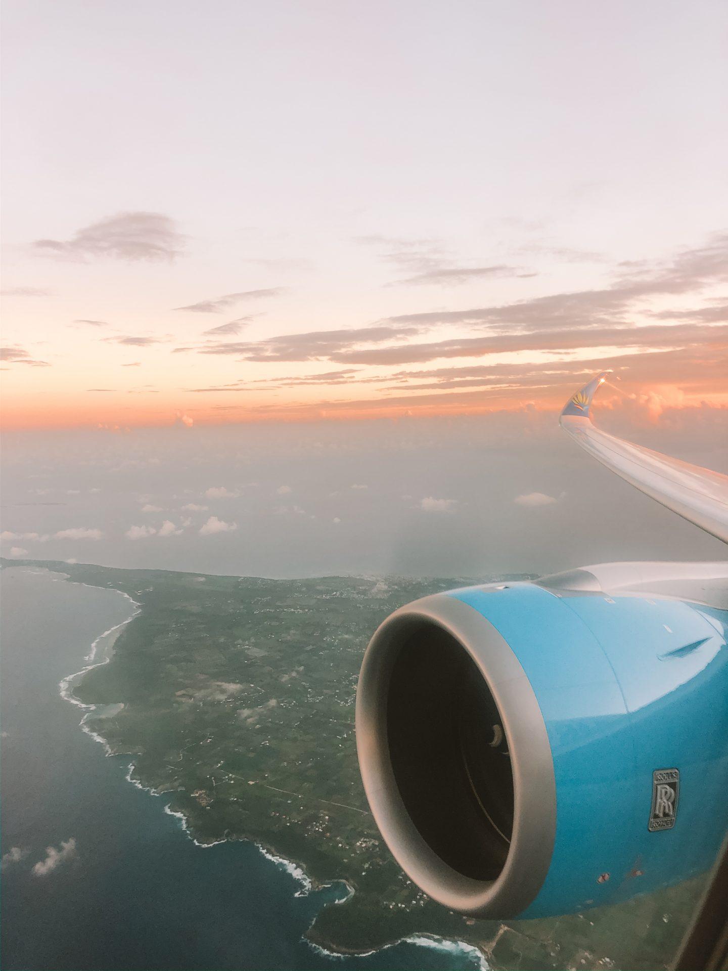 Air Caraïbes - Blondie Baby blog voyages