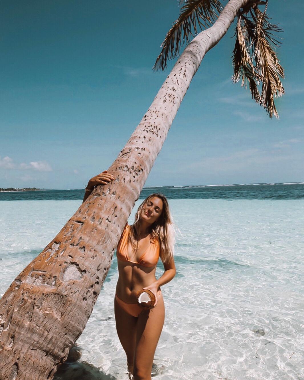 Plage de la Caravelle Guadeloupe - Blondie Baby blog voyages
