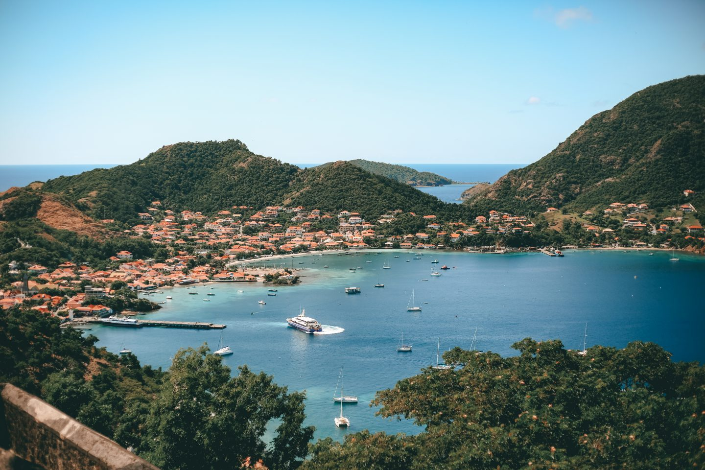 Les Saintes Guadeloupe - Blondie Baby blog voyages