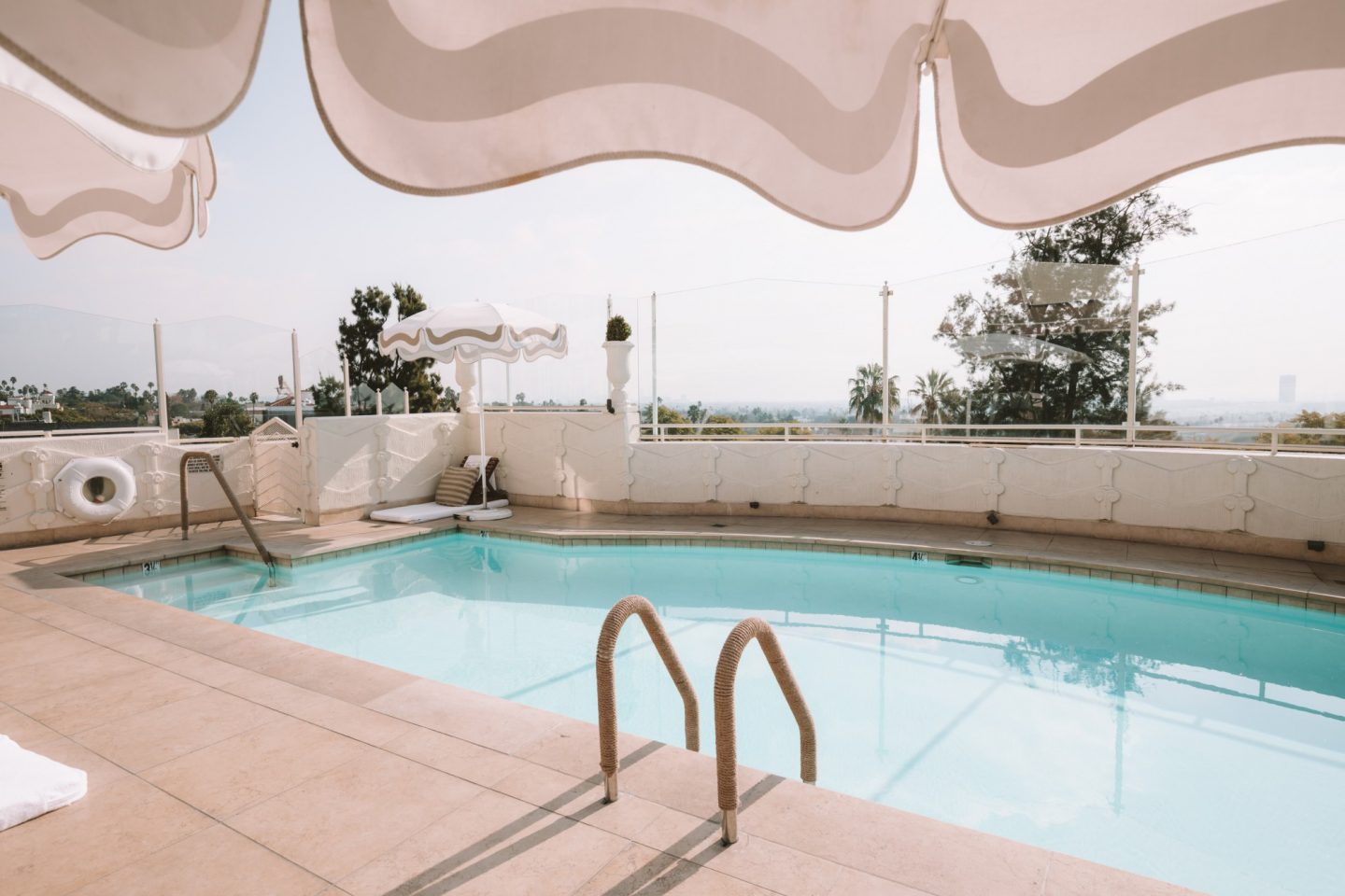 Hotels à West Hollywood - Blondie Baby blog voyages