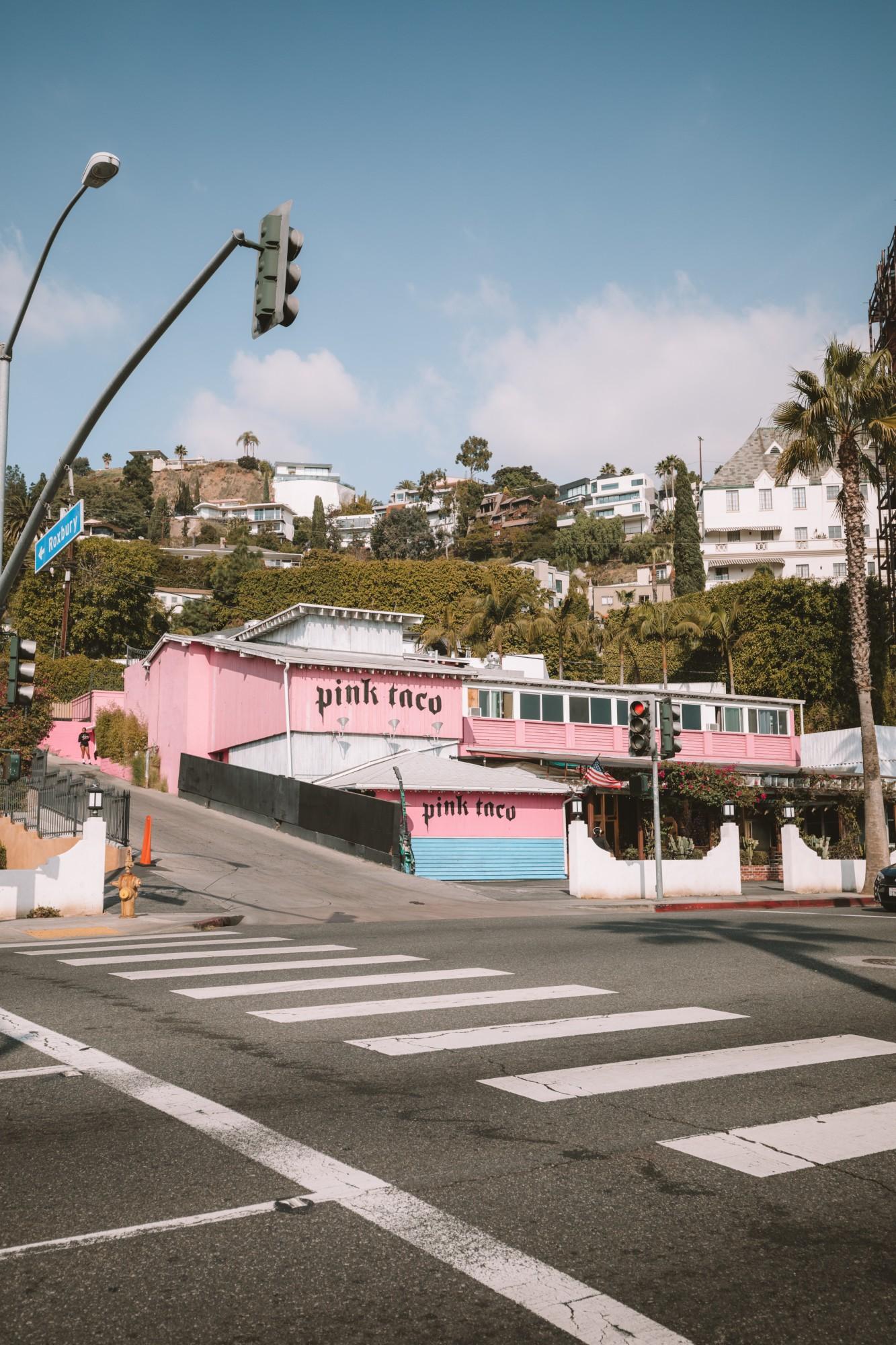 West Hollywood Californie - Blondie Baby blog voyages