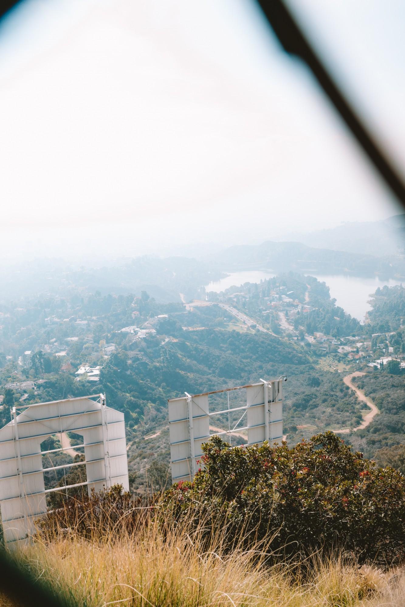 Hollywood Sign Los Angeles - Blondie Baby blog voyages