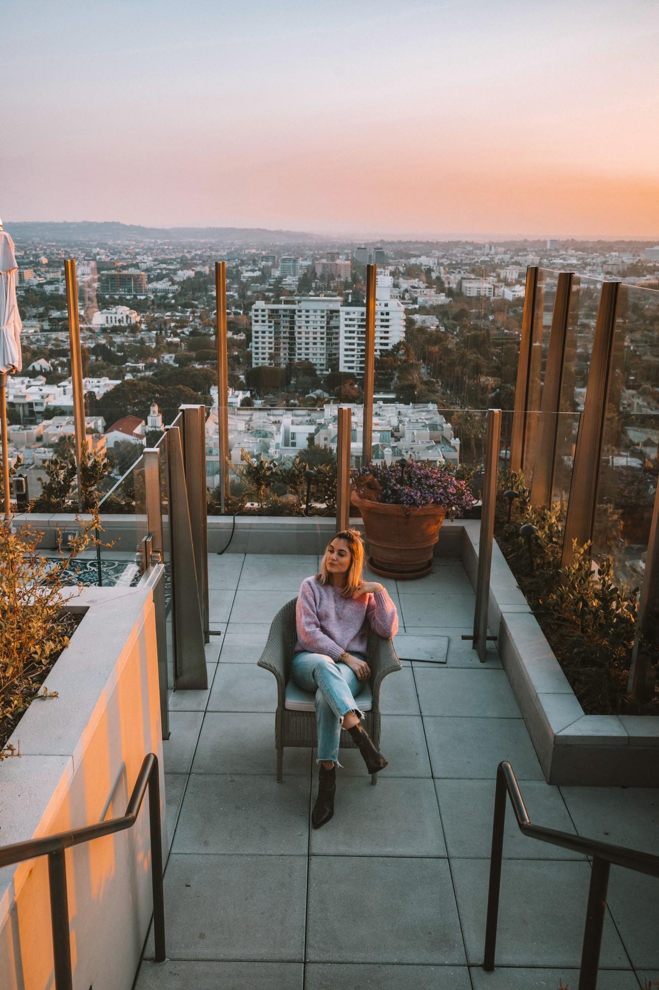 Sortir à West Hollywood - Blondie Baby blog voyages