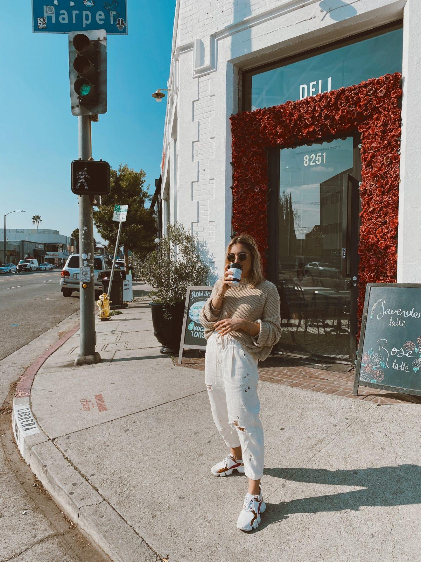 Melrose Los Angeles - Blondie Baby blog voyages