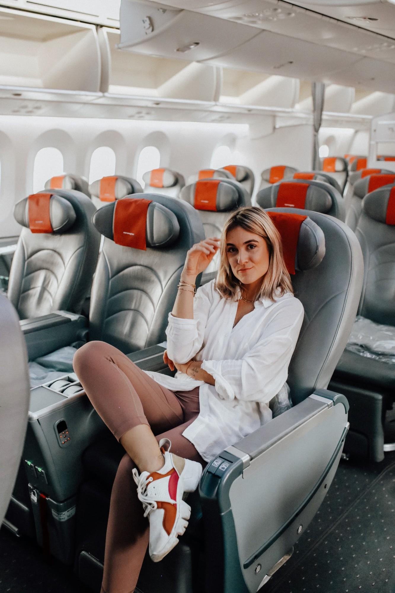 Compagnie Norwegian - Blondie Baby blog voyages