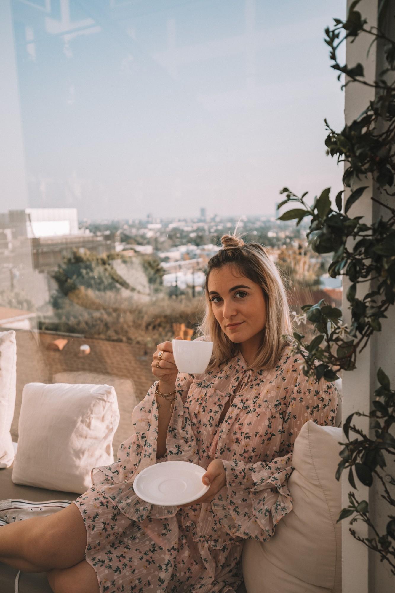 dormir à West Hollywood - Blondie Baby blog voyages