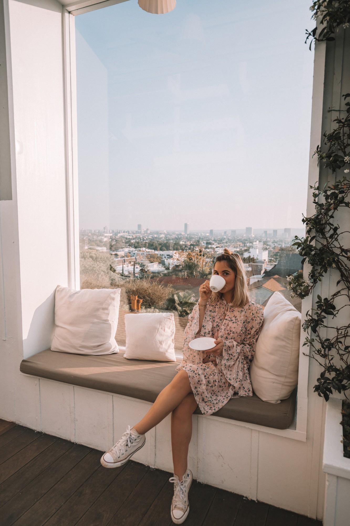 Où dormir à West Hollywood - Blondie Baby blog voyages