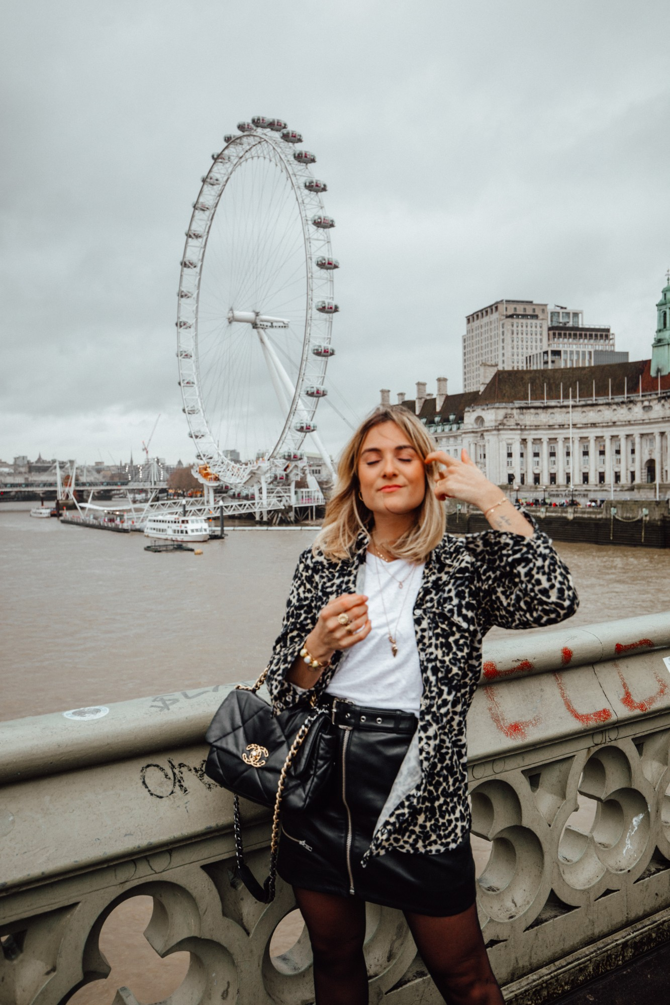 Visiter London Eye Londres - Blondie Baby blog voyages