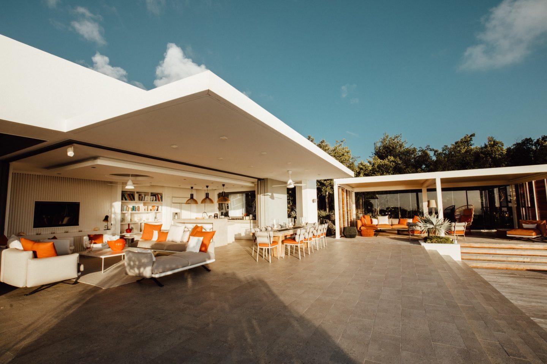 Villa de luxe Saint Barthelemy - Blondie Baby blog voyage