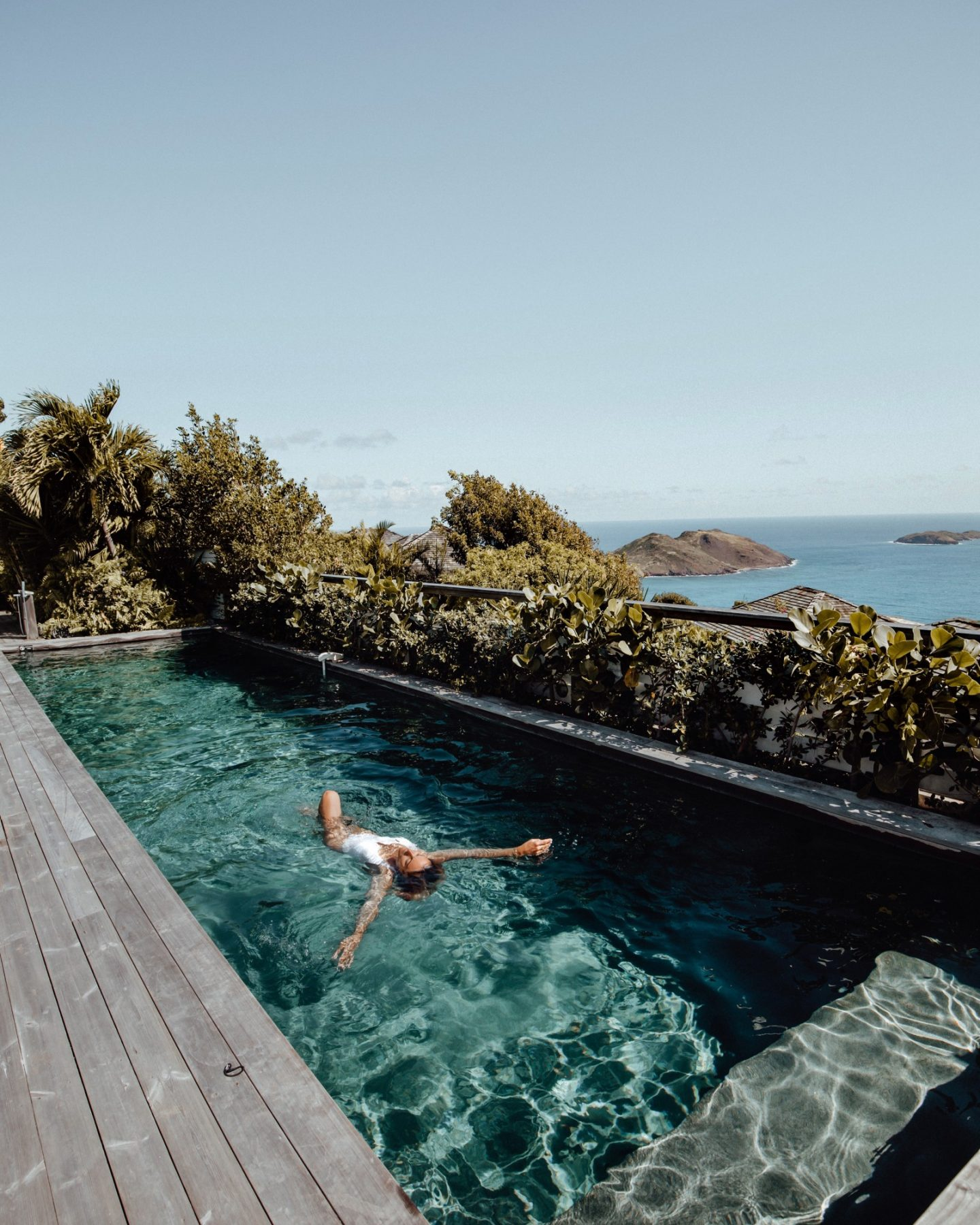 Villa Colombier Saint Barthelemy - Blondie Baby blog voyages