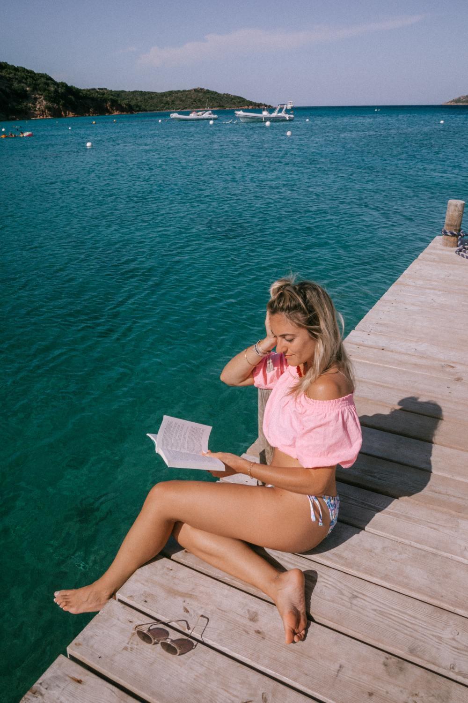 Maora Beach Corse - Blondie Baby blog voyages
