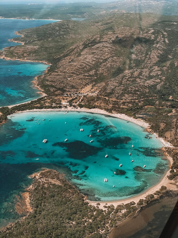 Baie de Rondinara Corse - Blondie Baby blog voyages